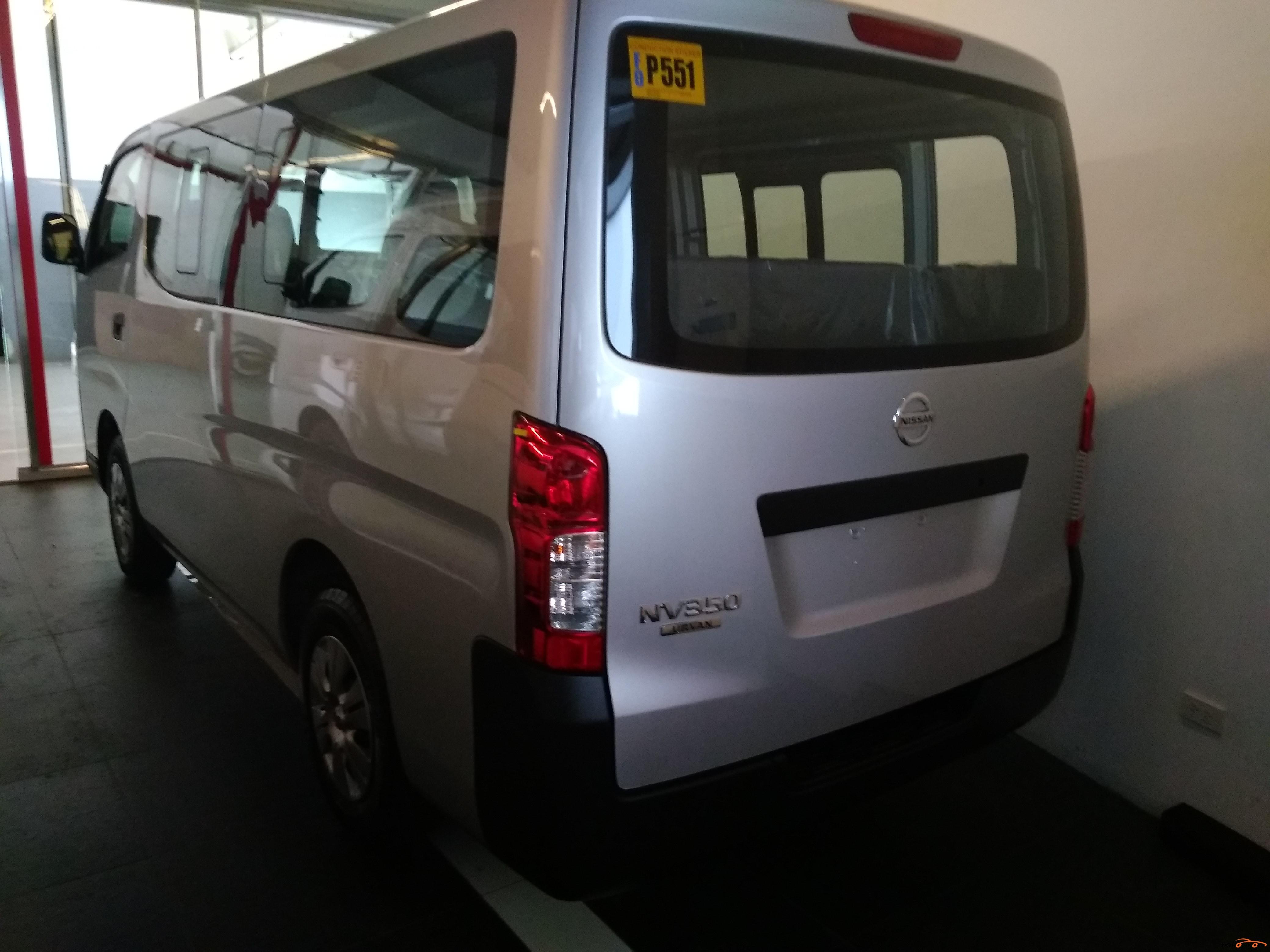 Nissan Urvan 2017 - 3
