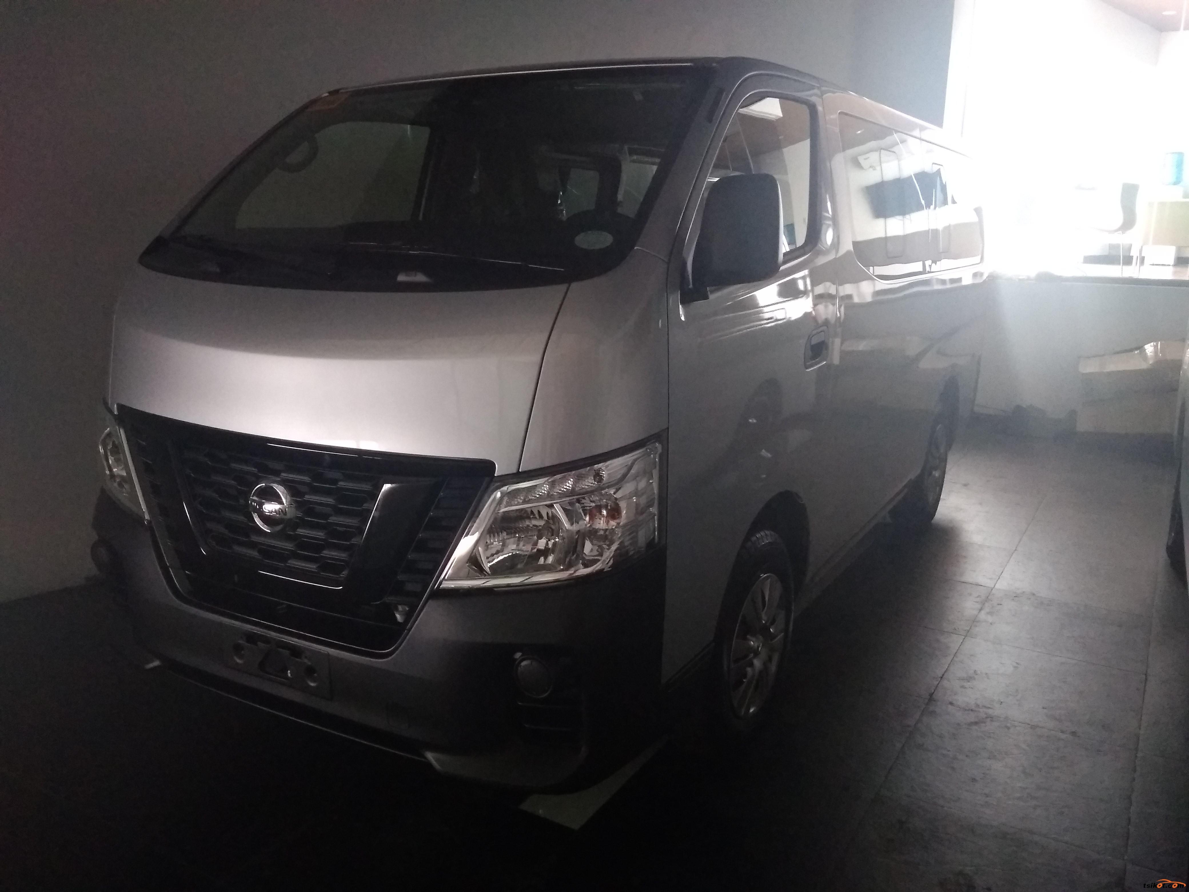 Nissan Urvan 2017 - 5