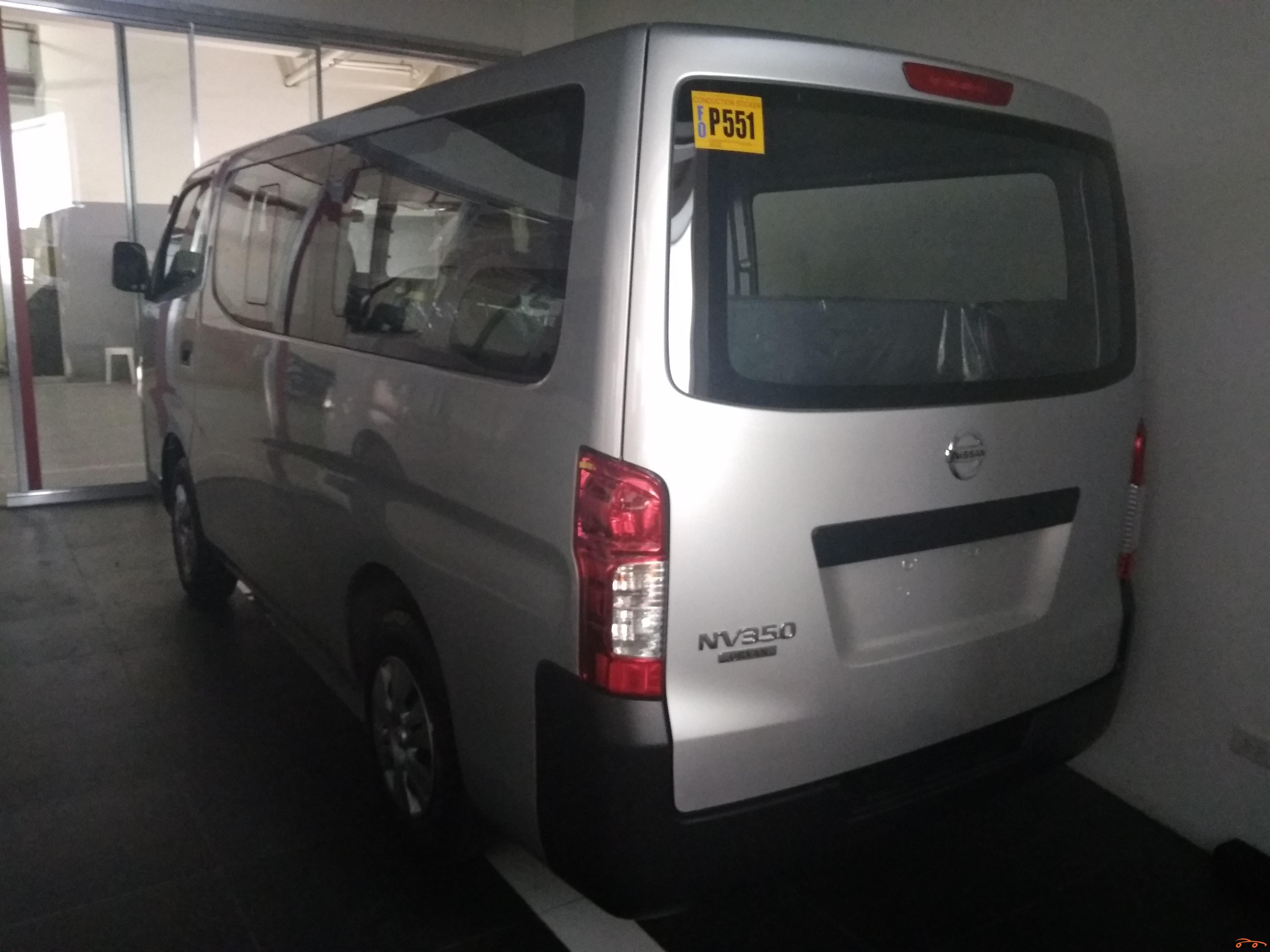 Nissan Urvan 2017 - 6