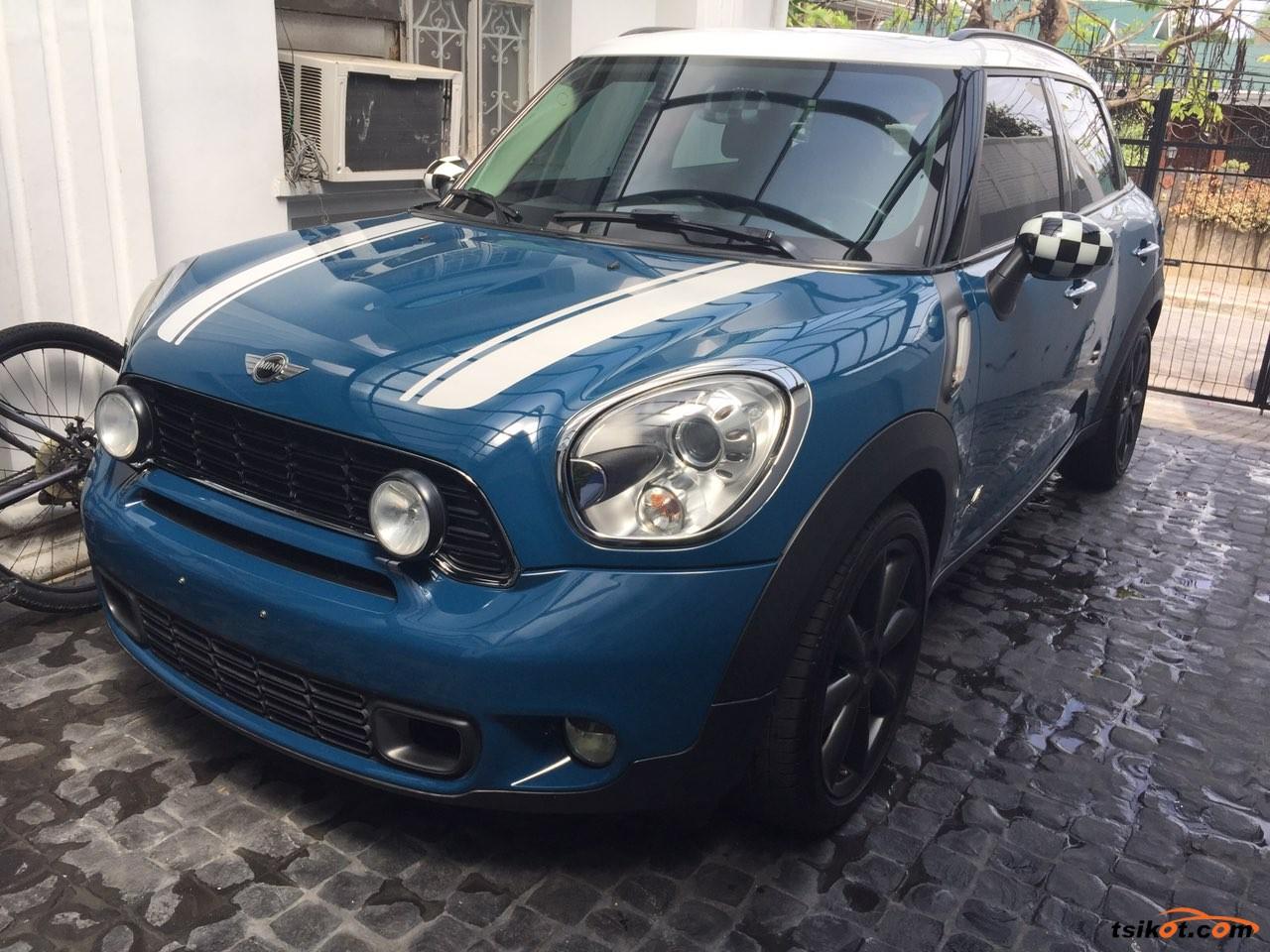 Mini Cooper 2012 - 7
