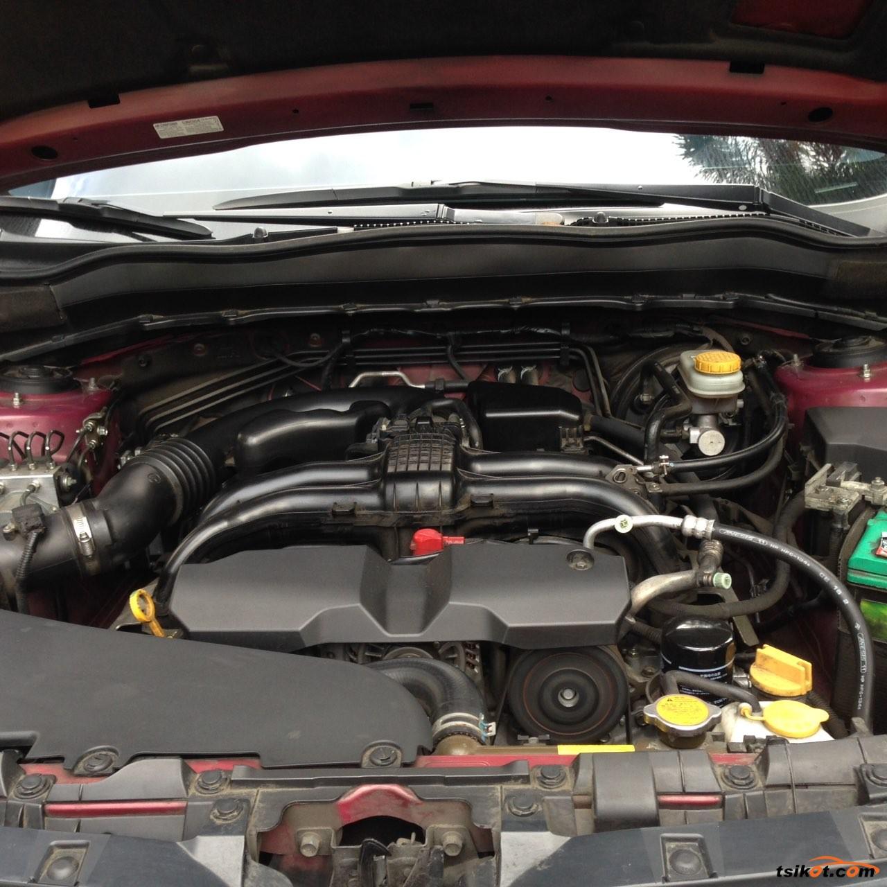 Subaru Forester 2013 - 10
