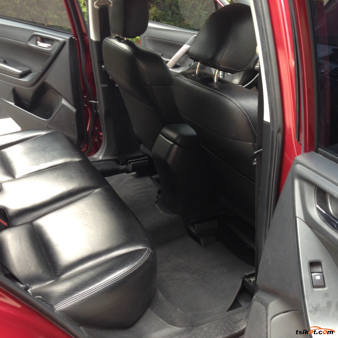 Subaru Forester 2013 - 8