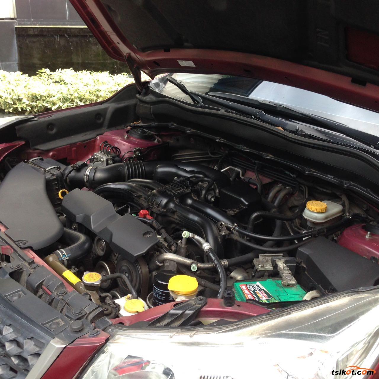 Subaru Forester 2013 - 9