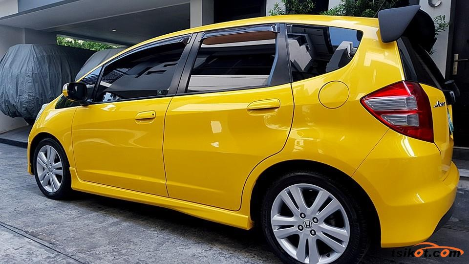 Honda Jazz 2011 - 4