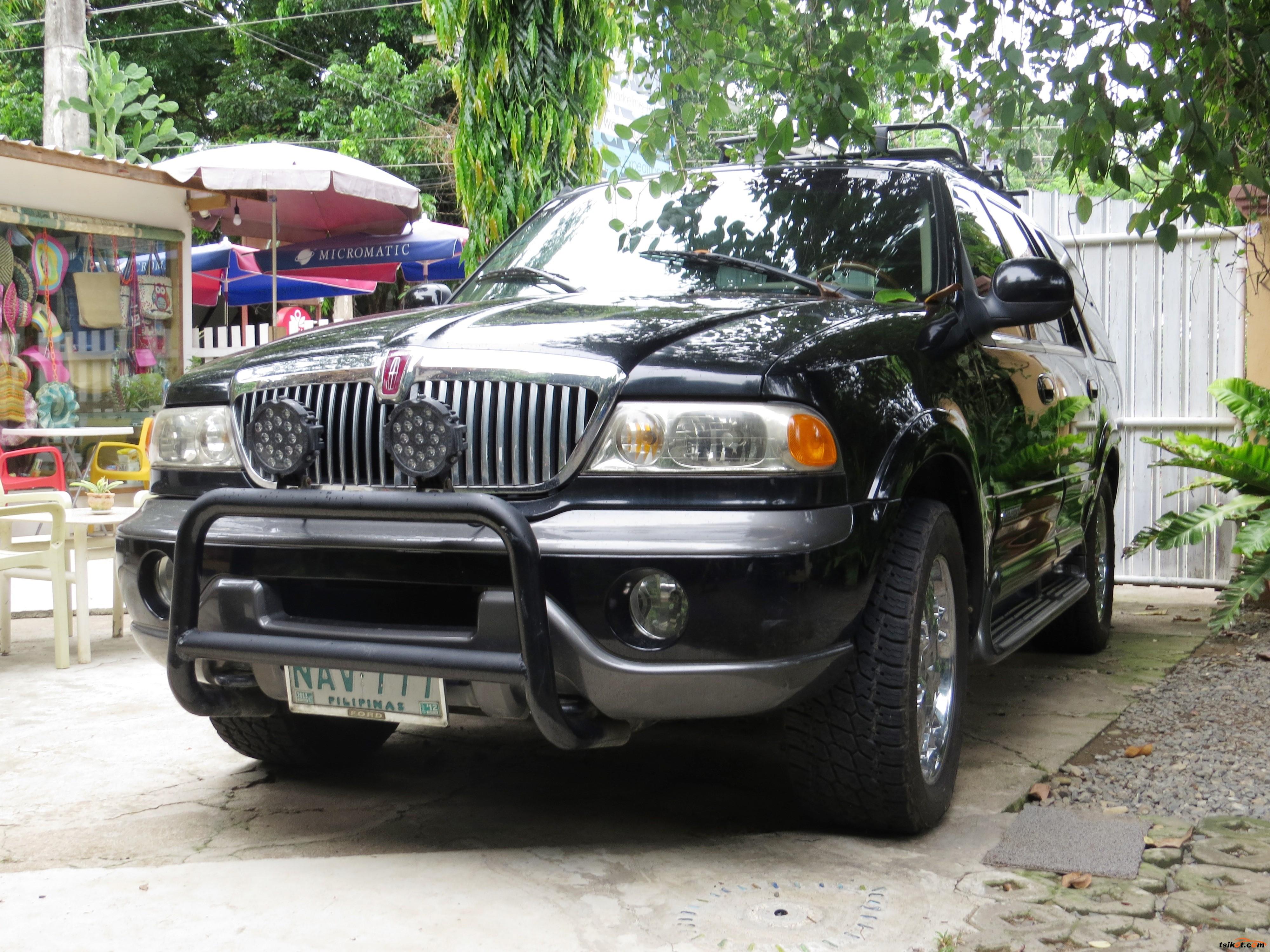 Lincoln Navigator 2001 - 1