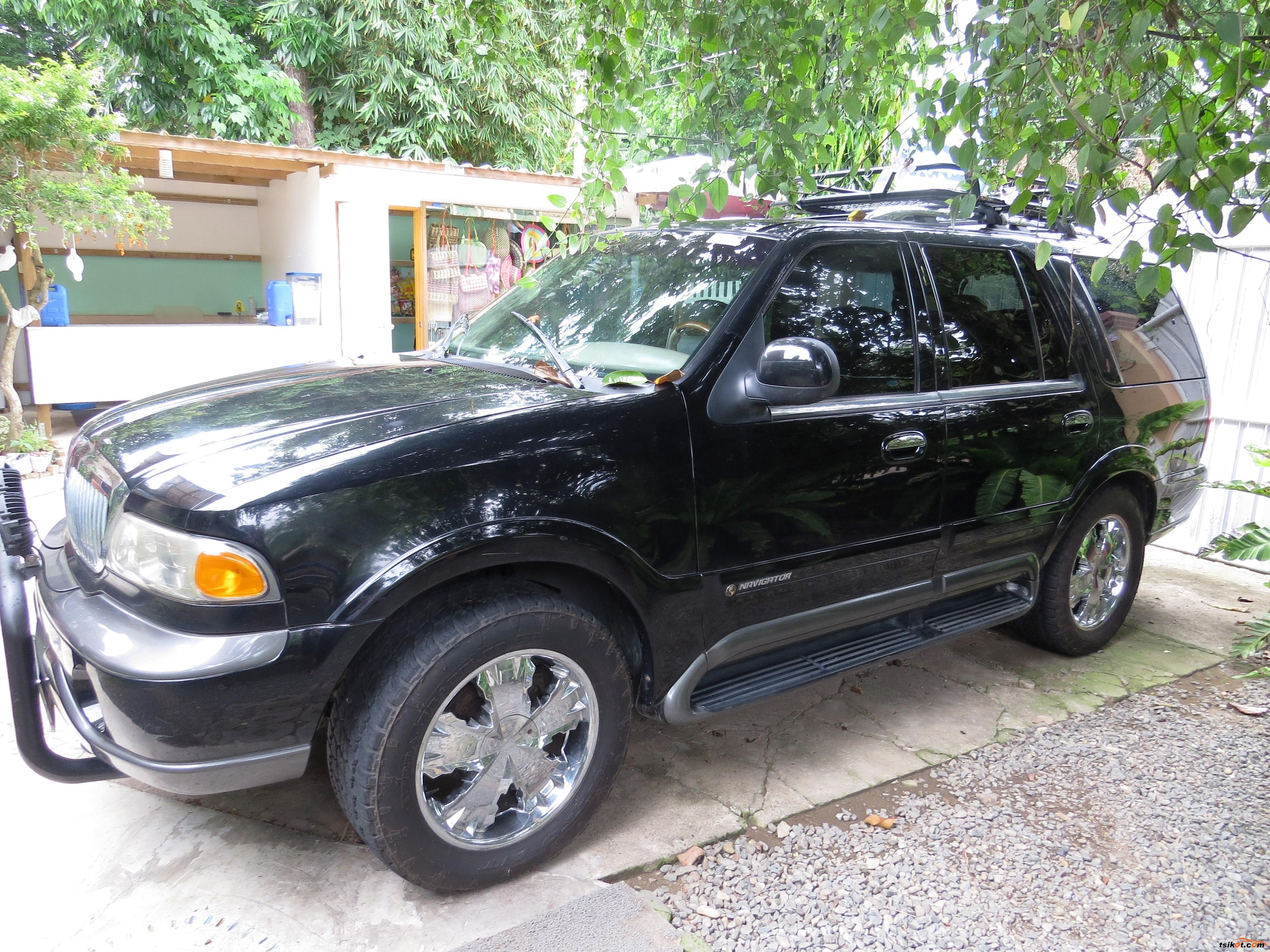 Lincoln Navigator 2001 - 2