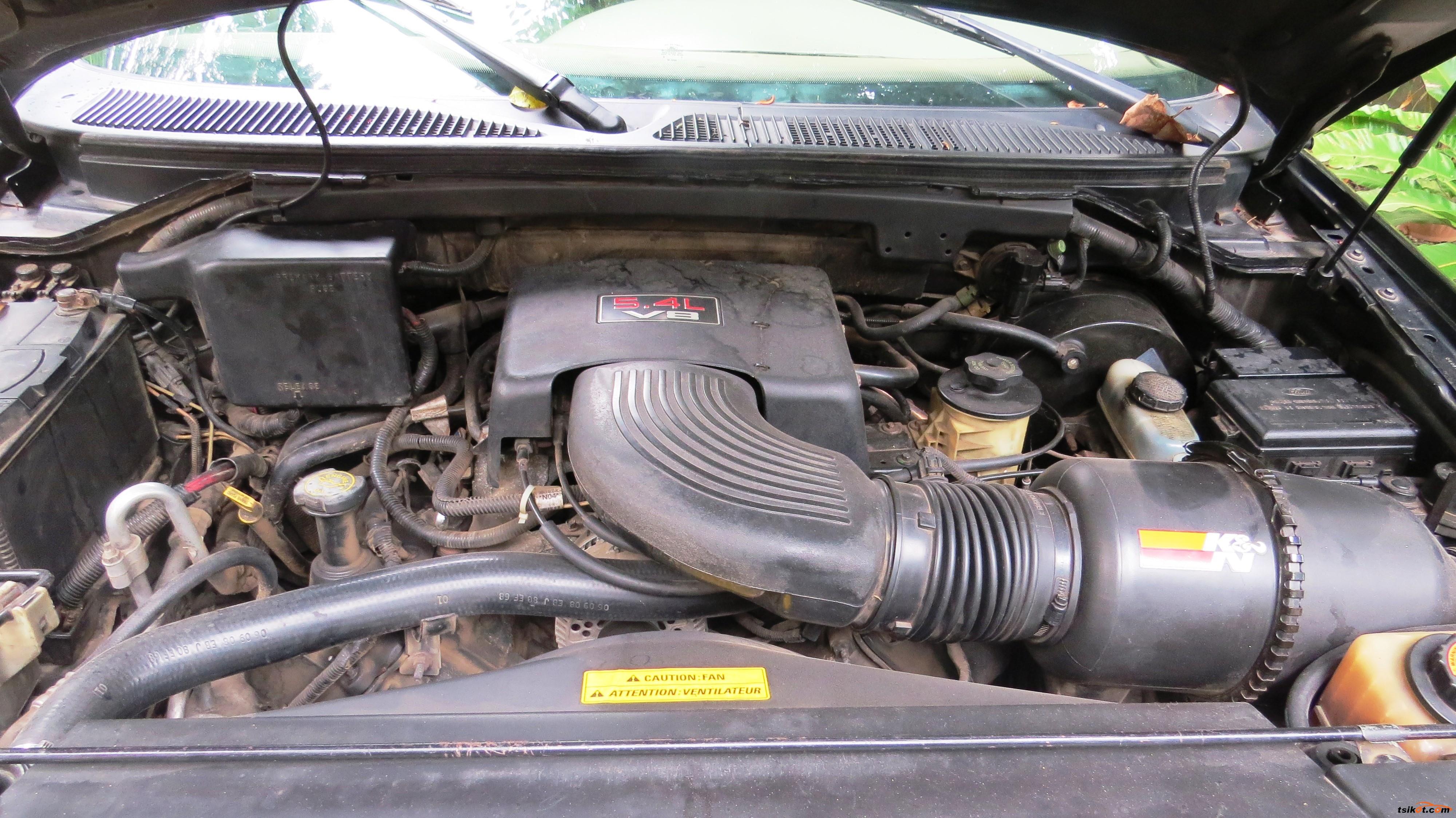 Lincoln Navigator 2001 - 9