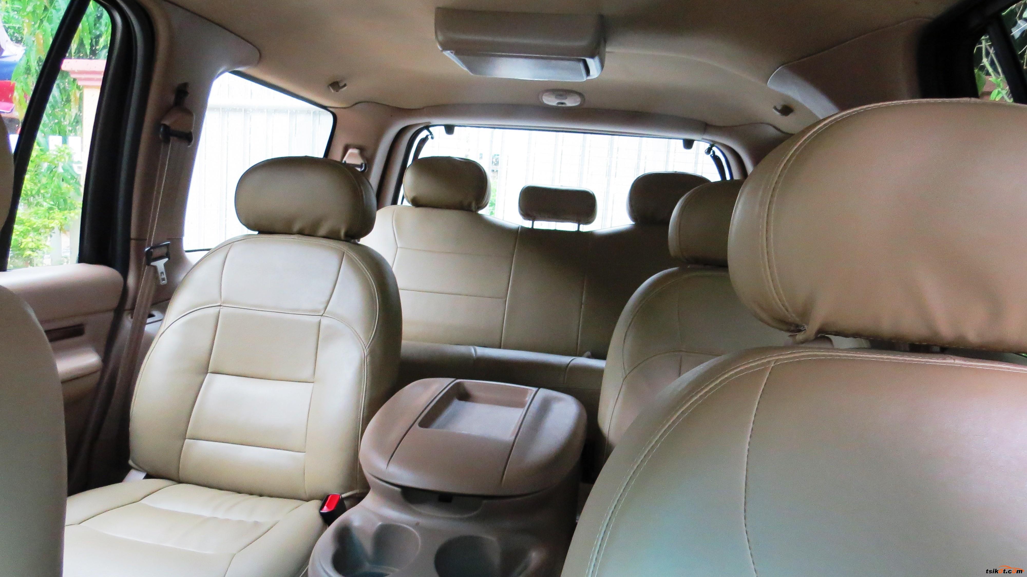 Lincoln Navigator 2001 - 4