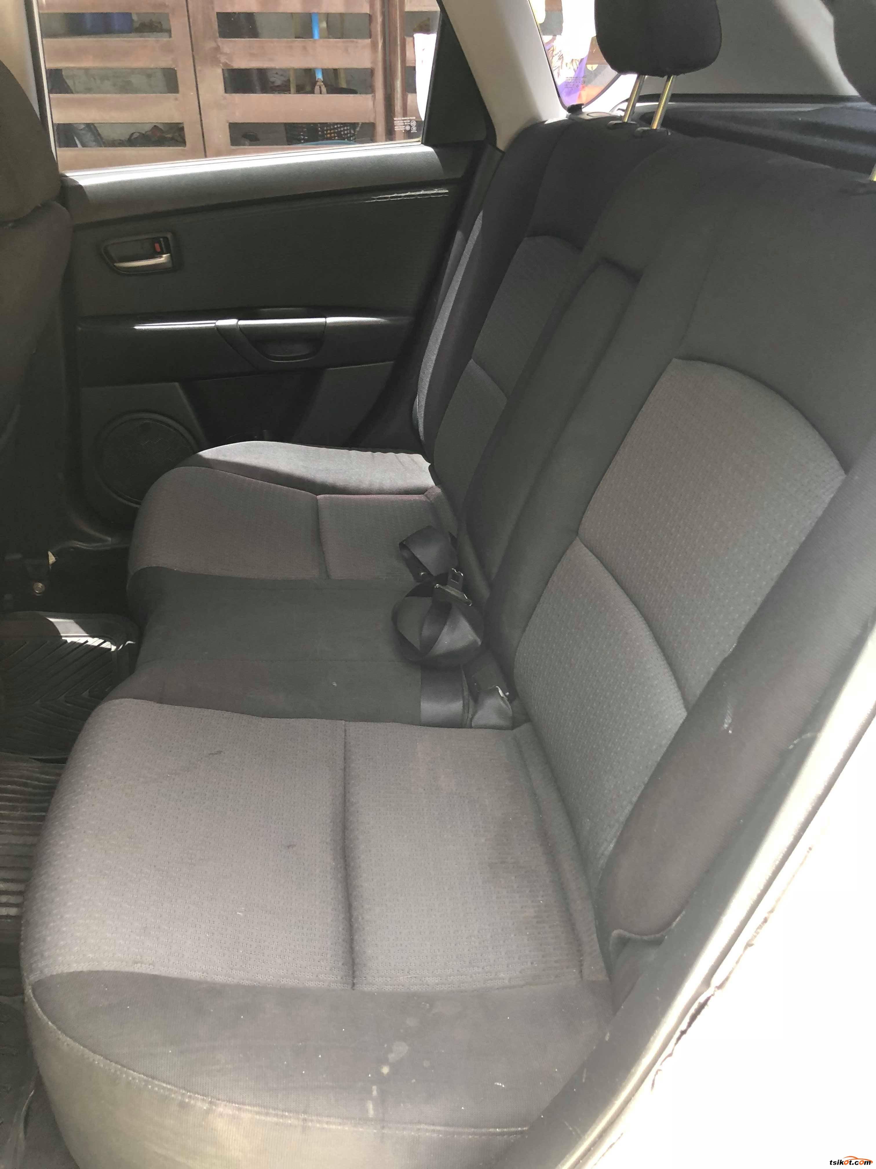 Mazda Mazdaspeed3 2007 - 2