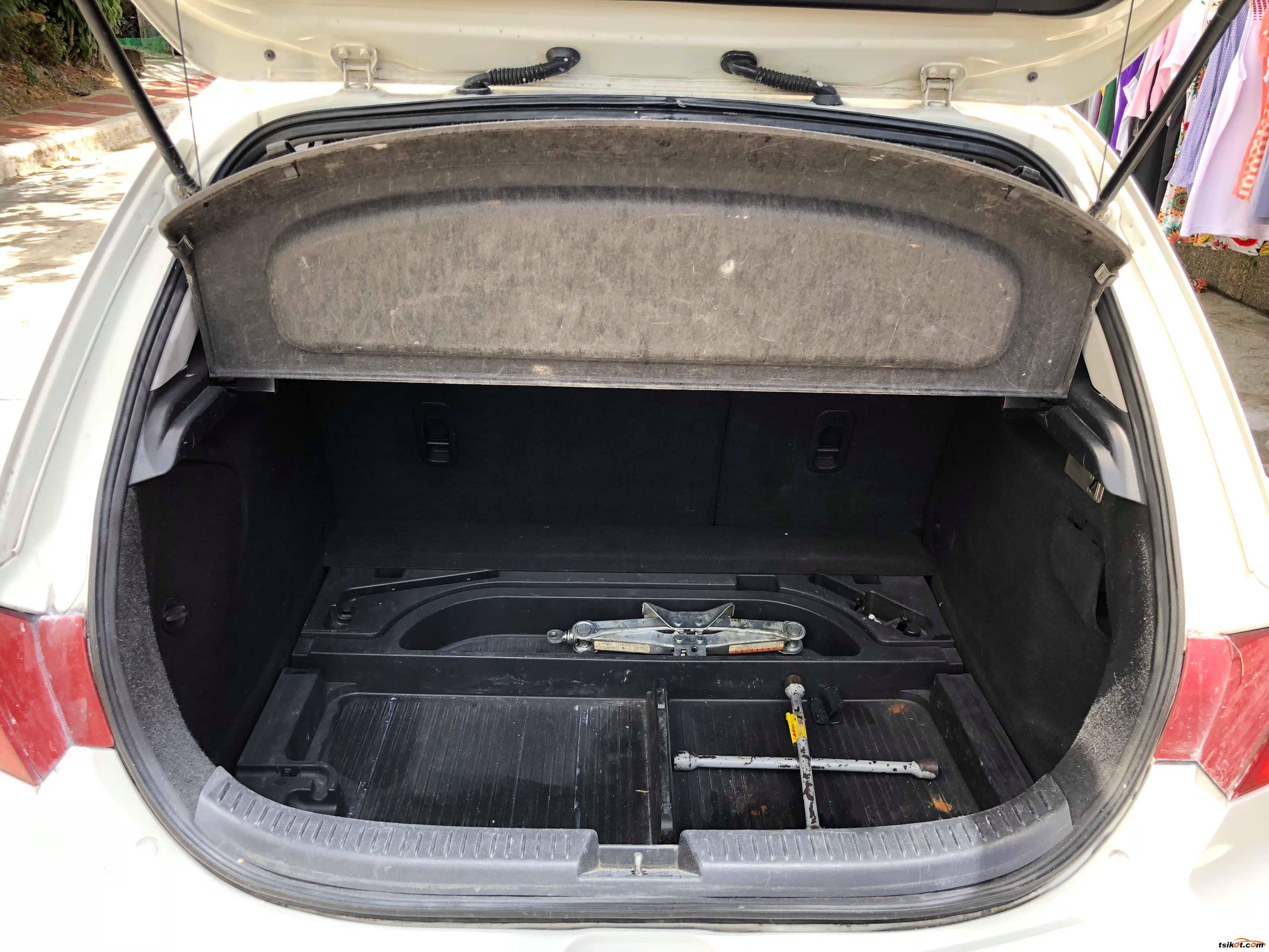 Mazda Mazdaspeed3 2007 - 3