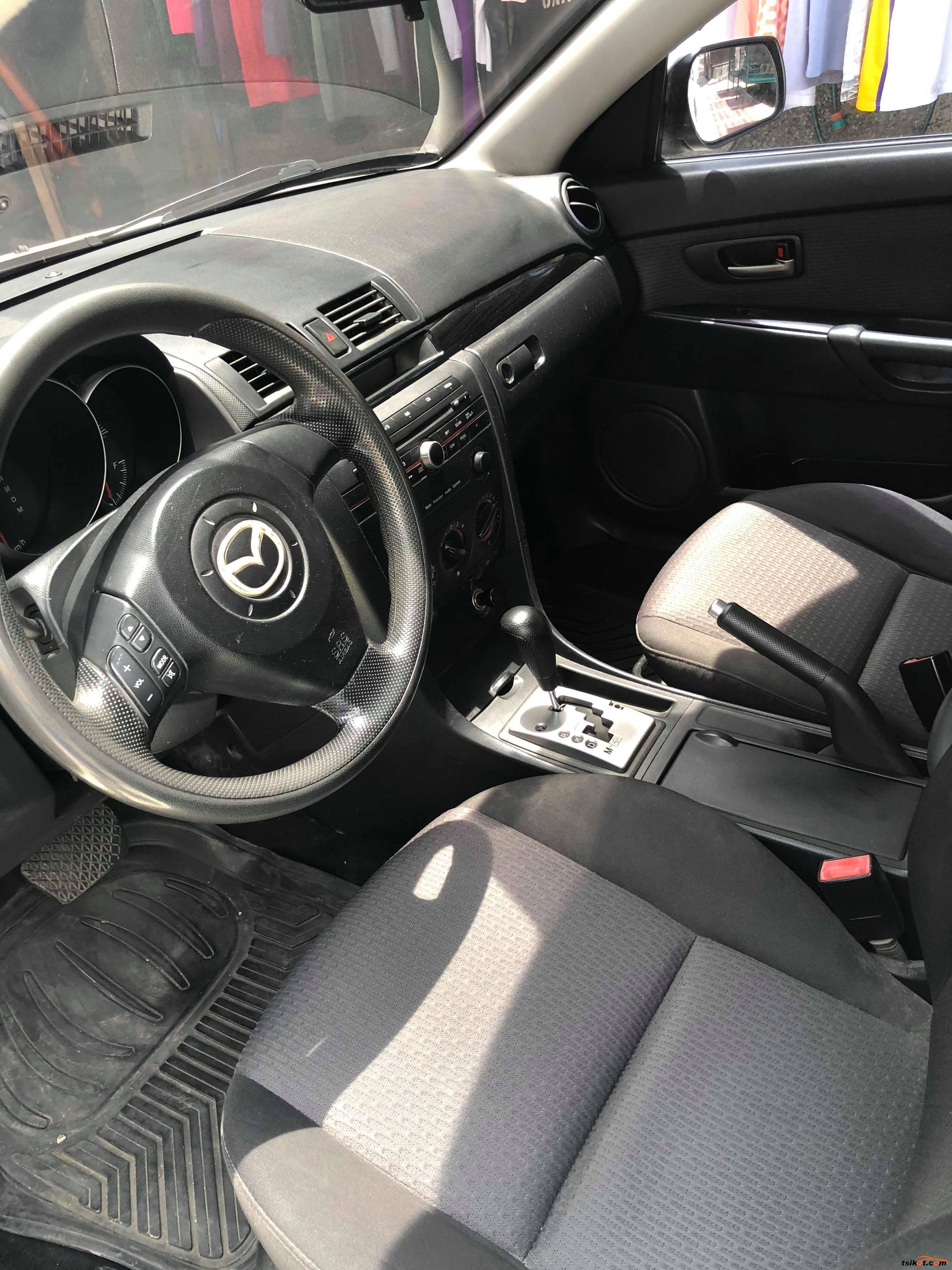 Mazda Mazdaspeed3 2007 - 5