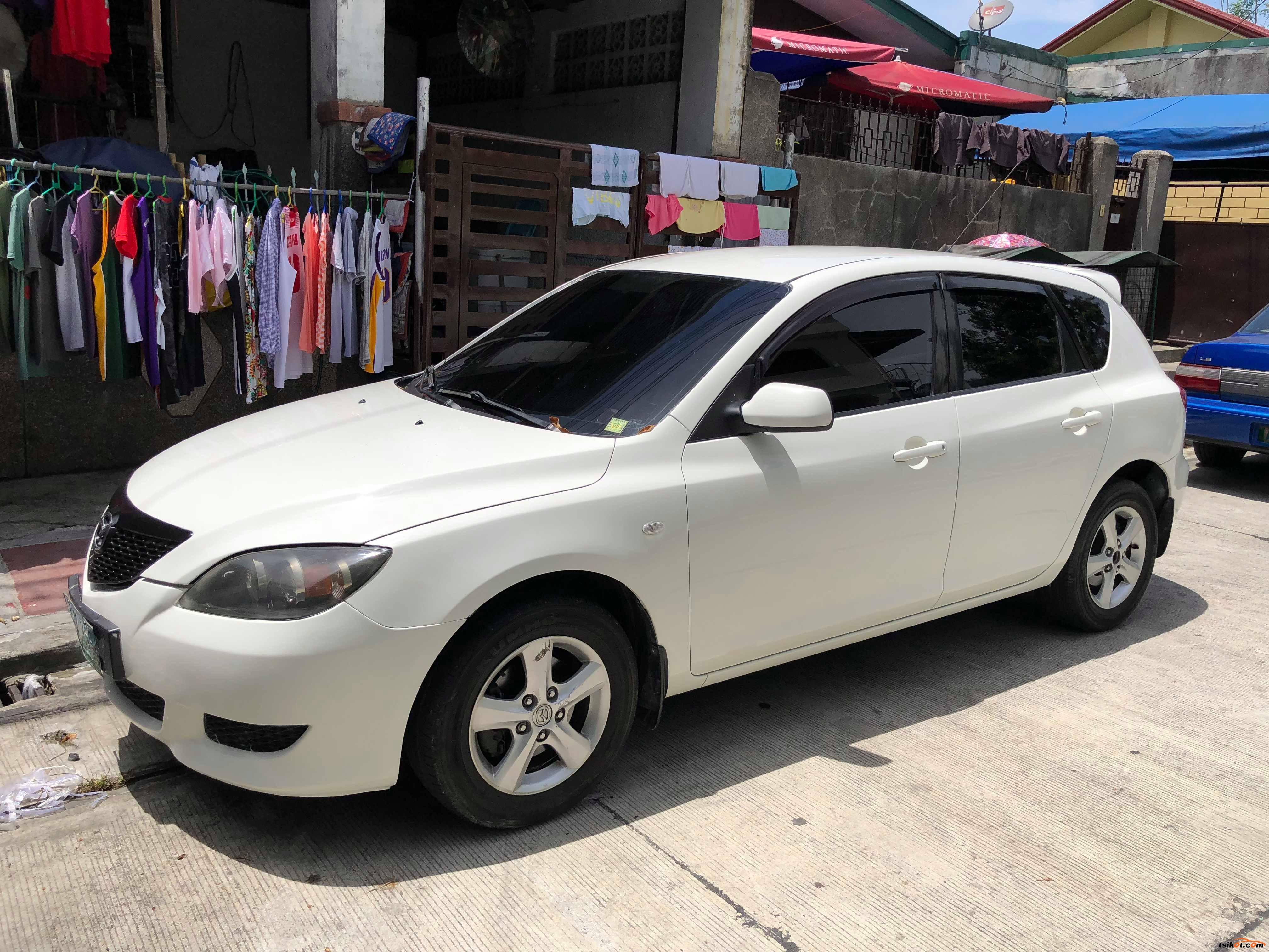 Mazda Mazdaspeed3 2007 - 6