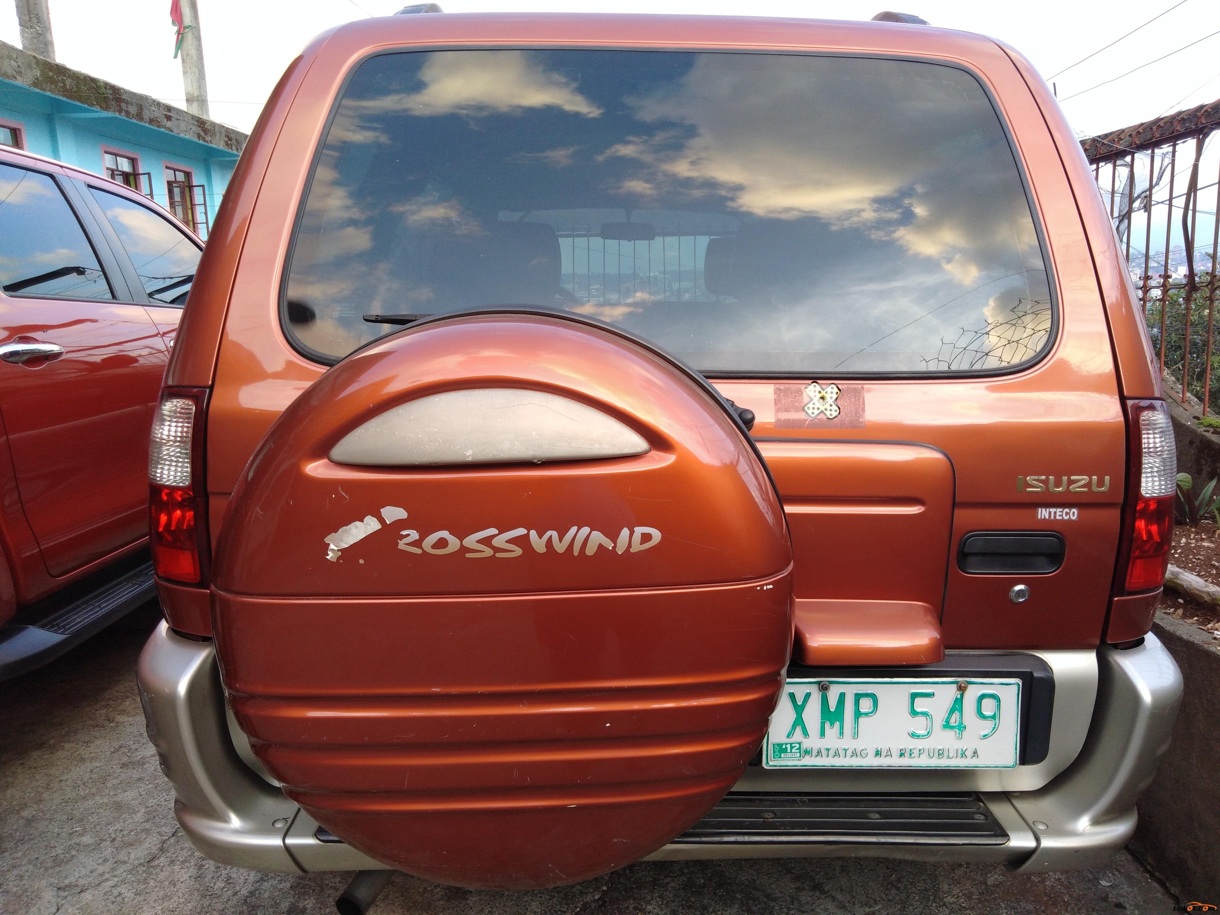 Isuzu Crosswind 2003 - 6