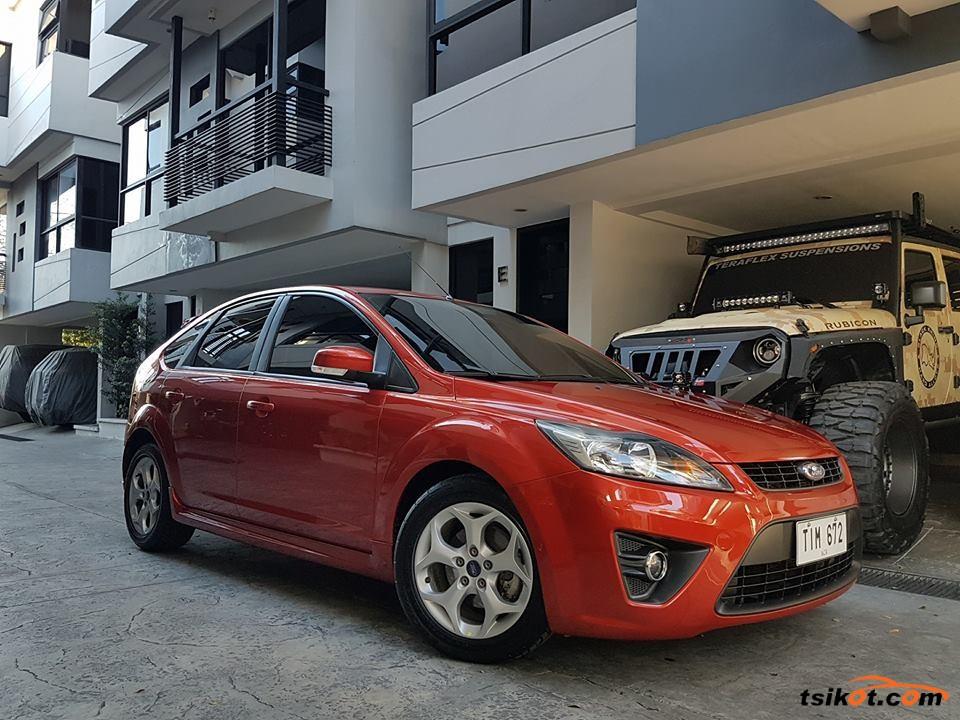 Ford Focus 2012 - 8