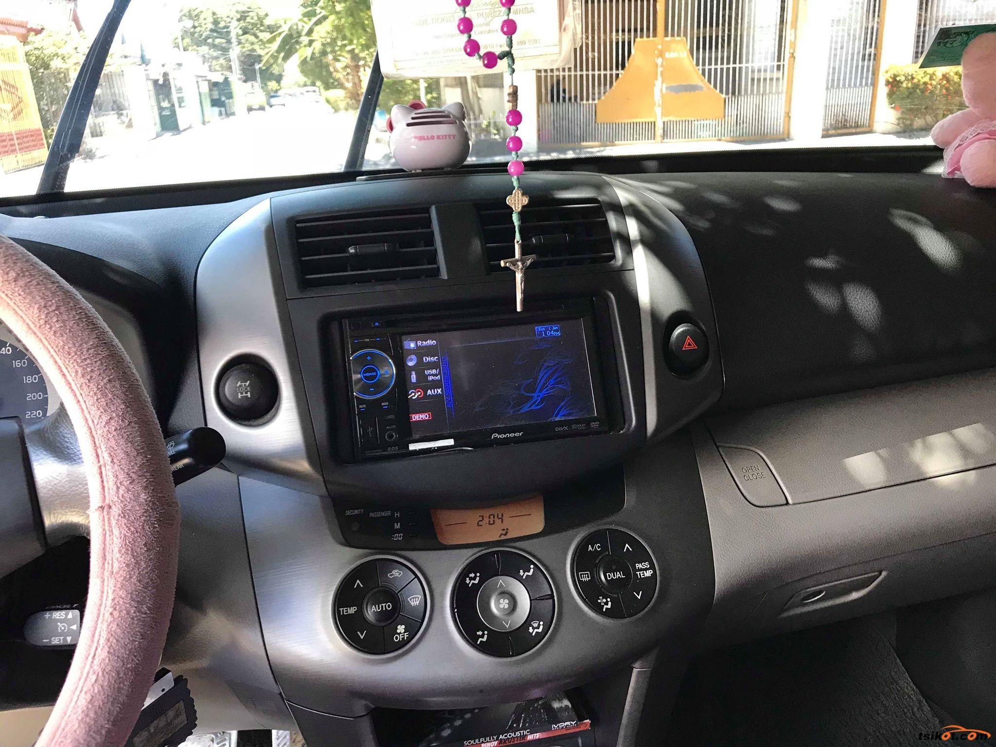 Toyota Rav4 2006 - 7