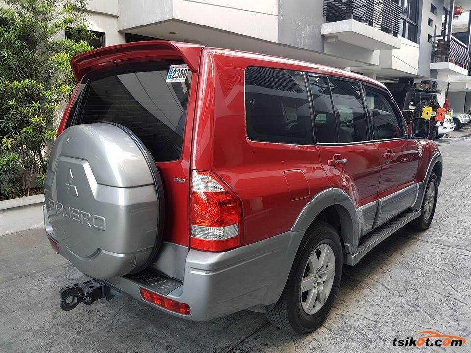 Mitsubishi Pajero 2006 - 5