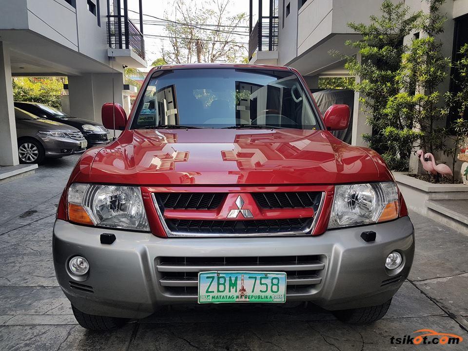 Mitsubishi Pajero 2006 - 6