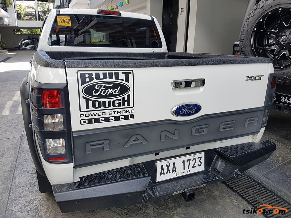 Ford Ranger 2015 - 7