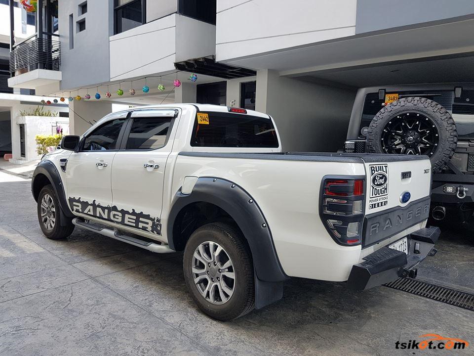 Ford Ranger 2015 - 8