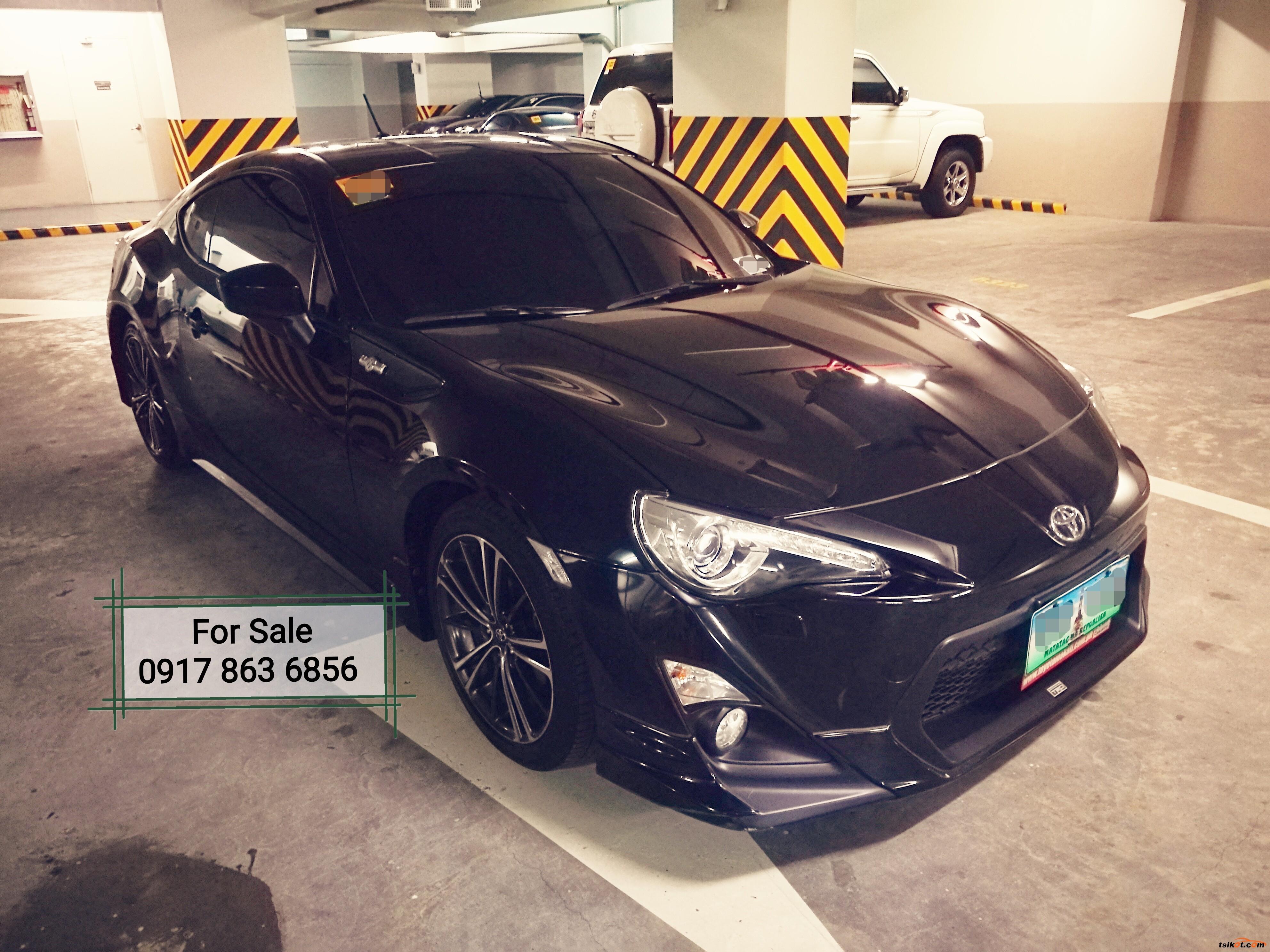 Toyota 86 2013 - 1