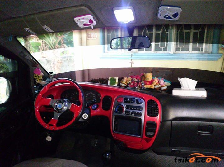Hyundai Starex 1998 - 2