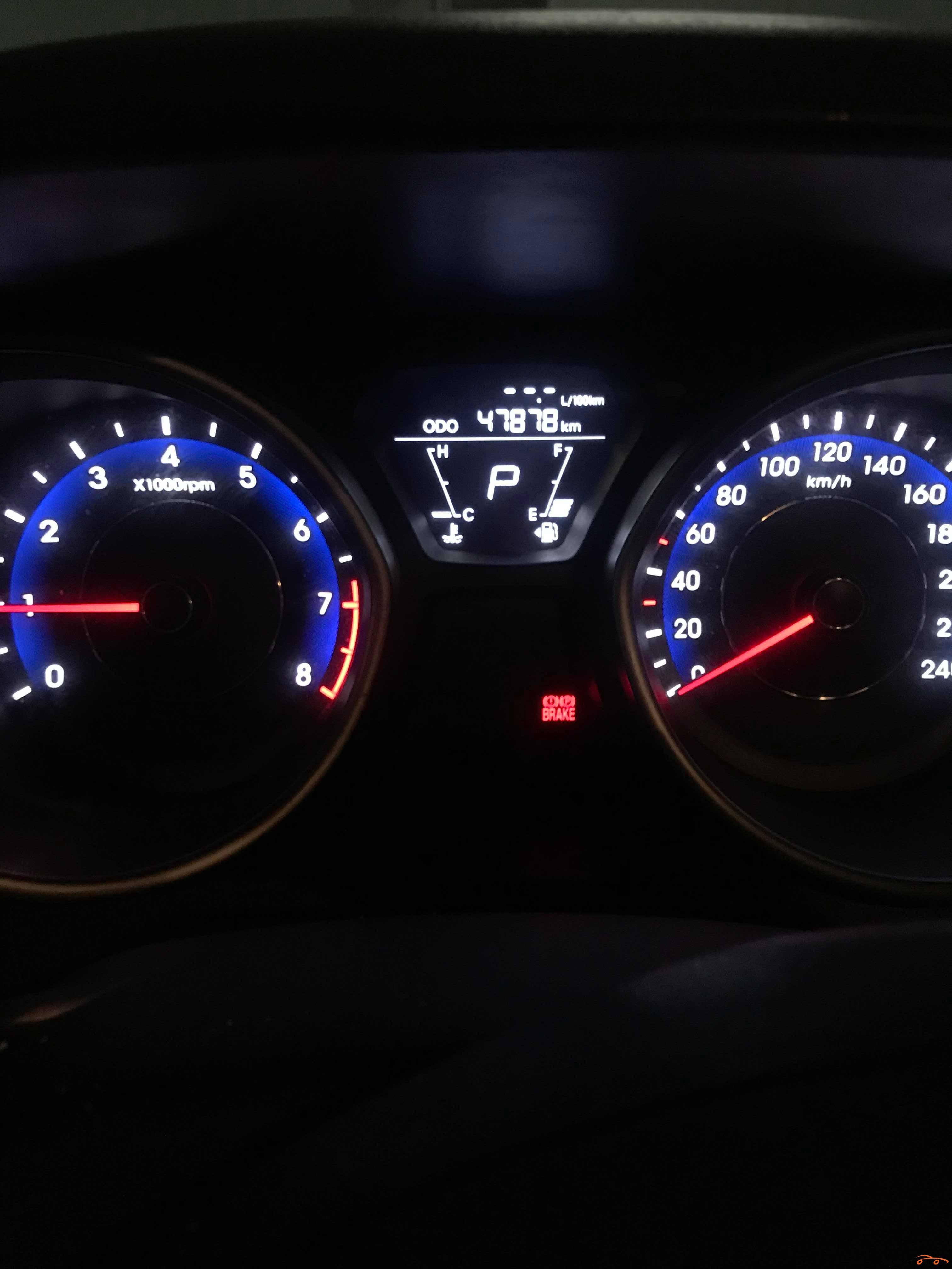 Hyundai Elantra 2013 - 7