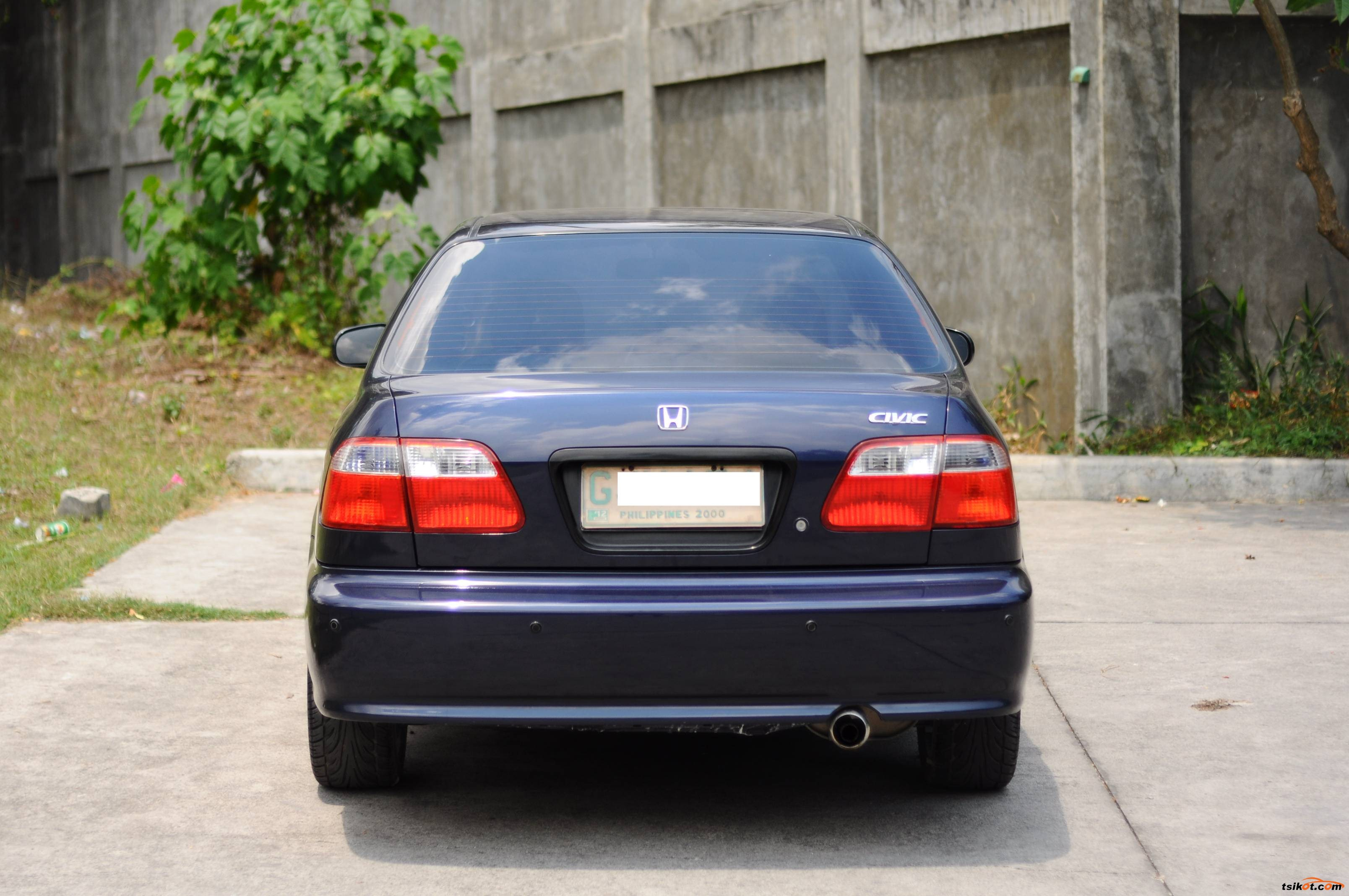 Honda Civic 1999 - 7