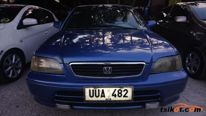 Honda City 1997 - 1