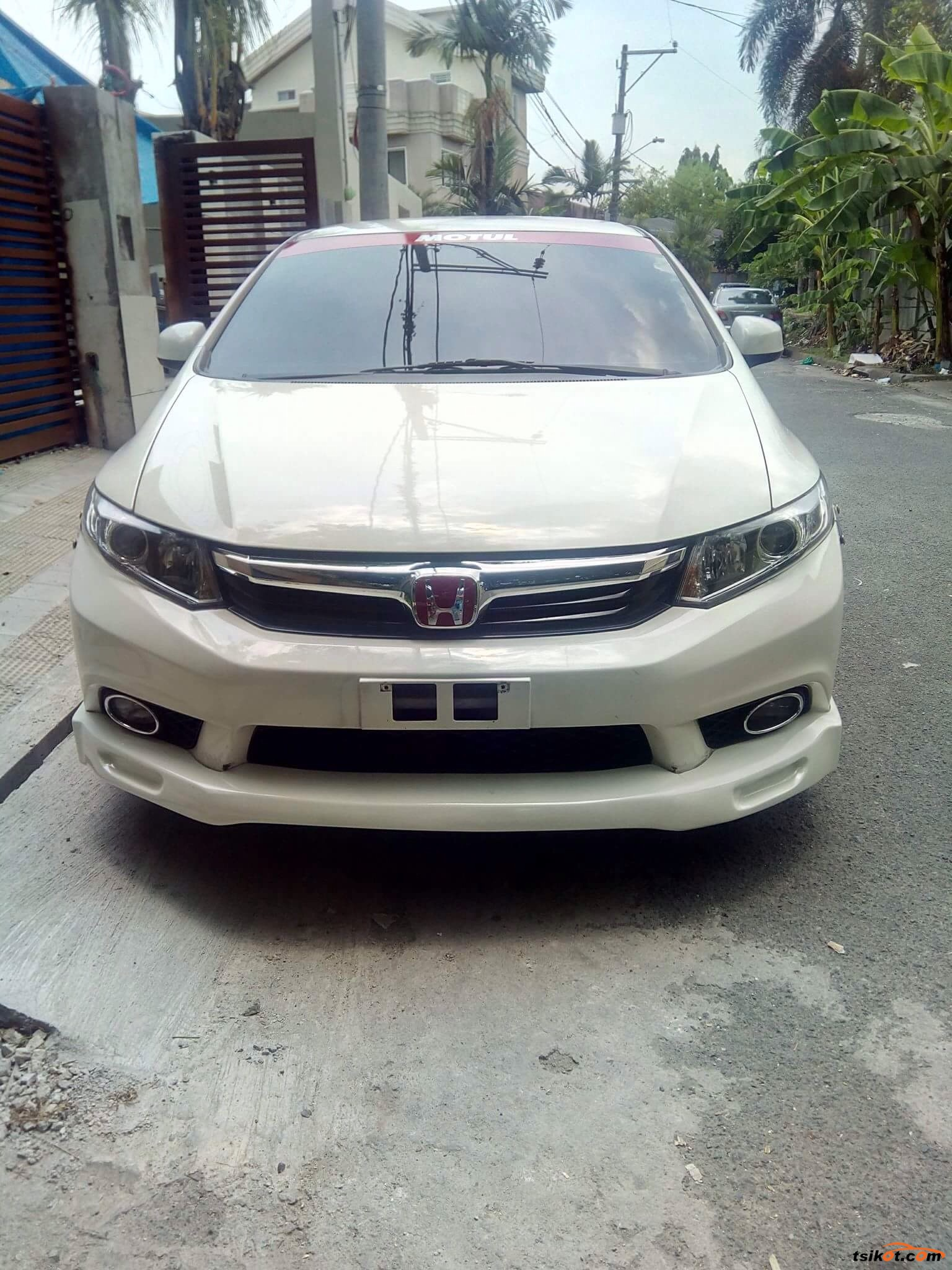 Honda Civic 2014 - 9