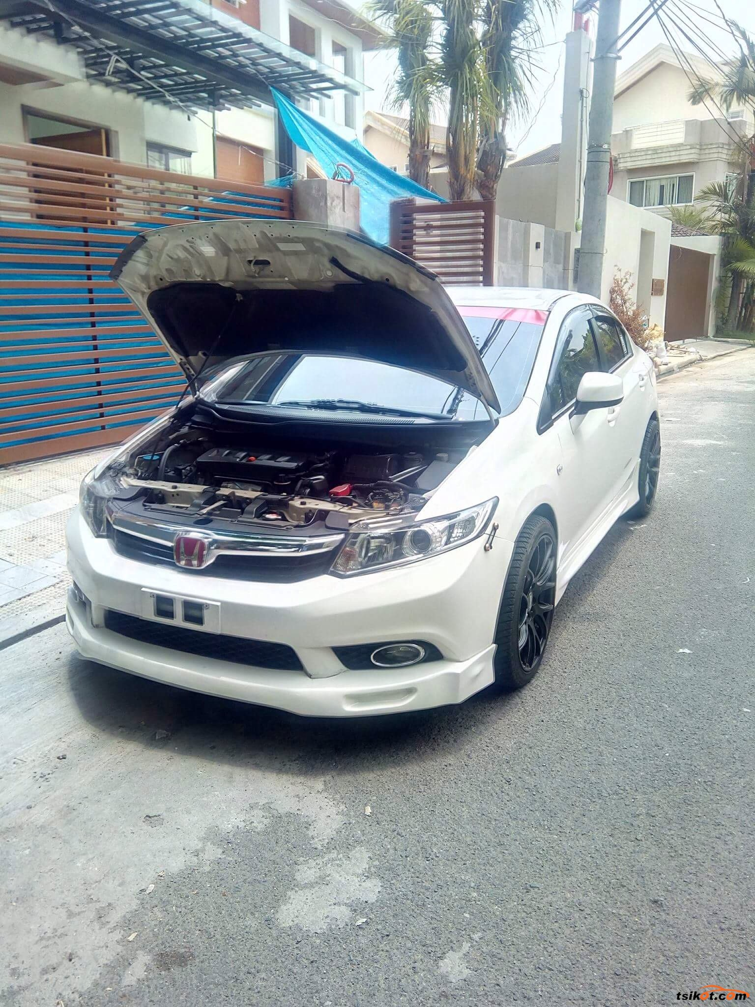 Honda Civic 2014 - 2
