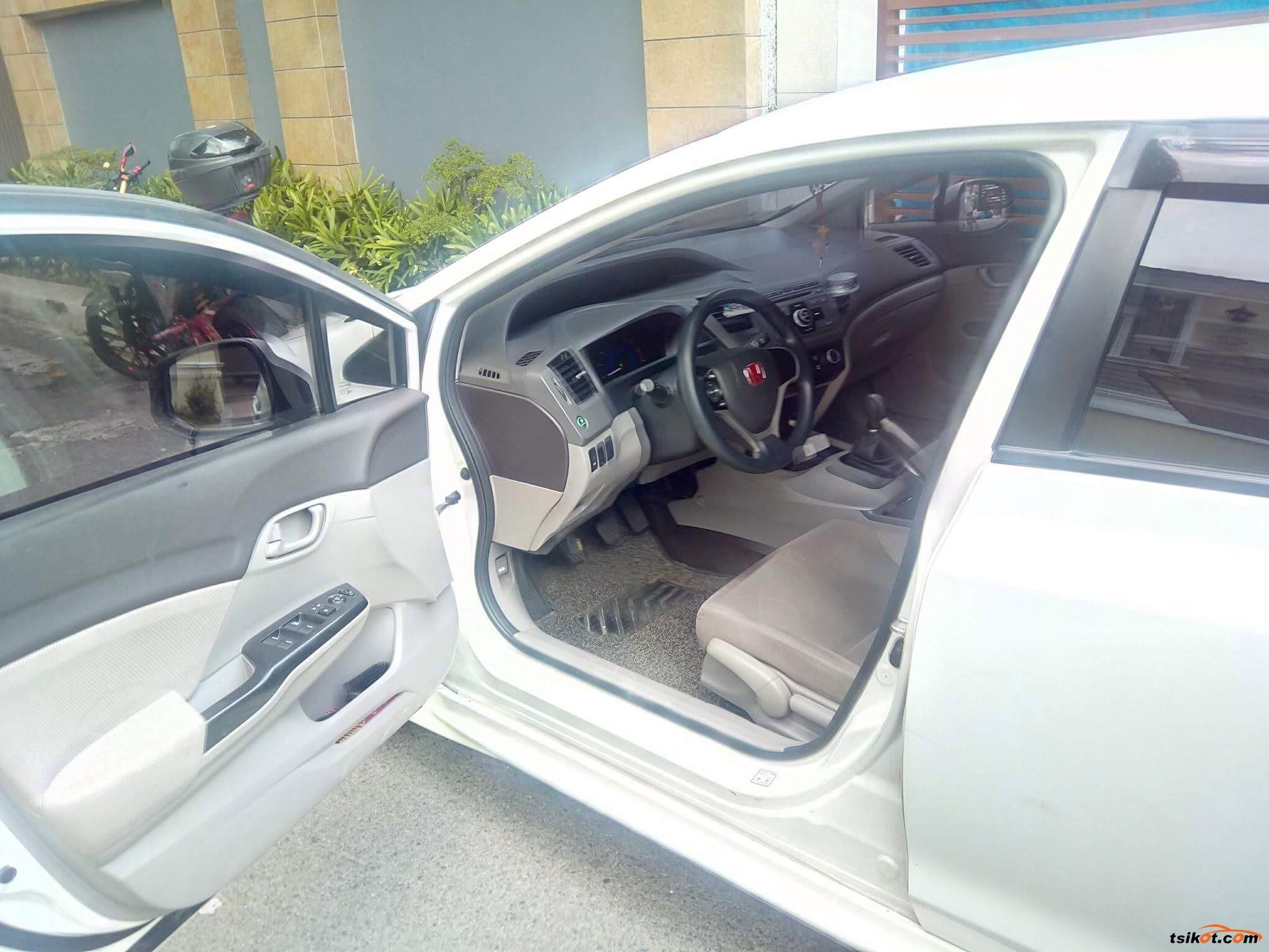 Honda Civic 2014 - 5