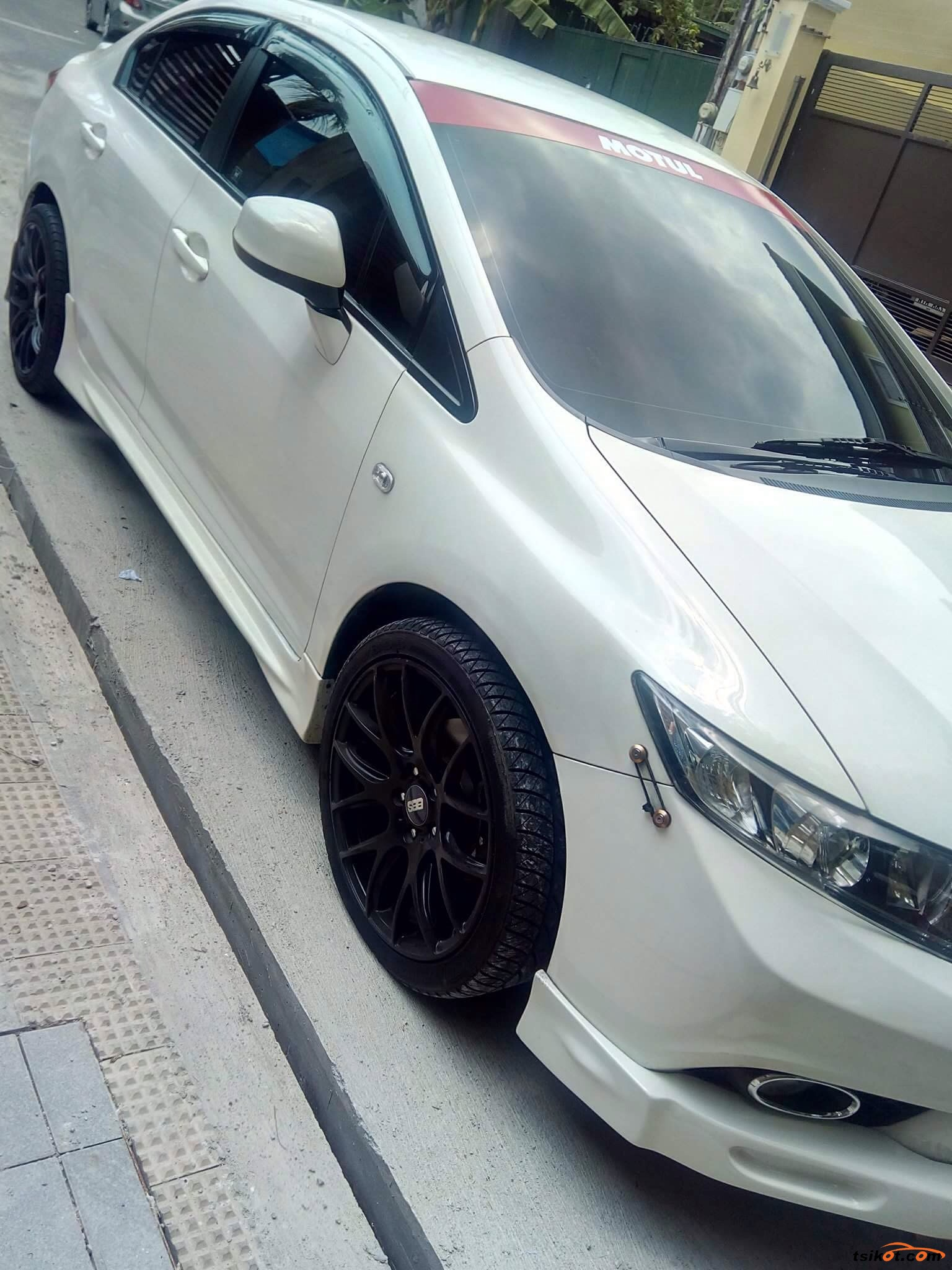 Honda Civic 2014 - 7