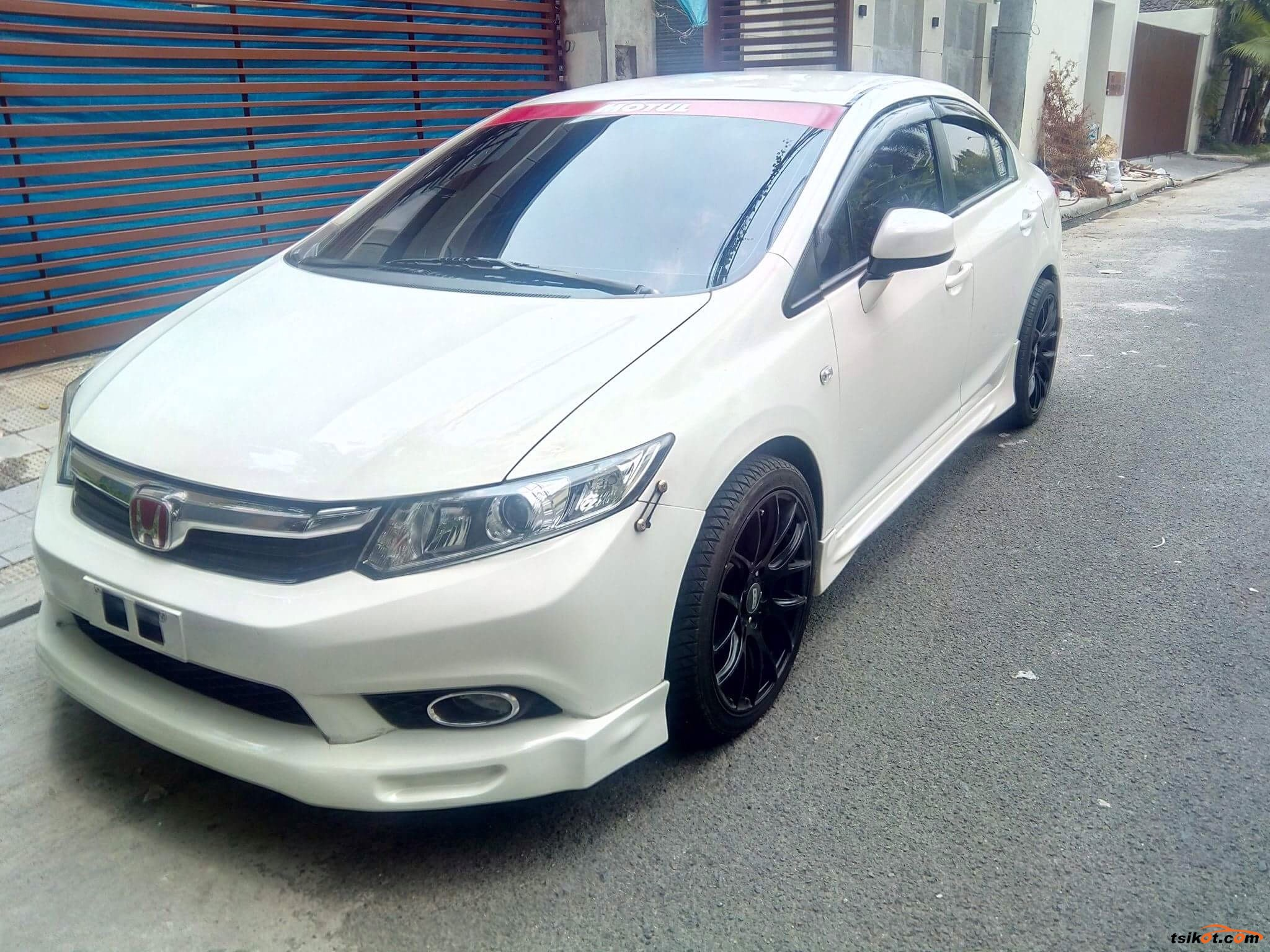Honda Civic 2014 - 8
