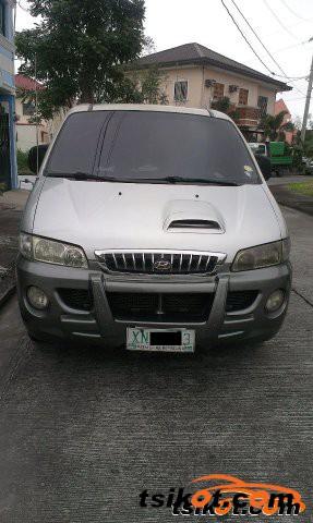 Hyundai Starex 2004 - 1