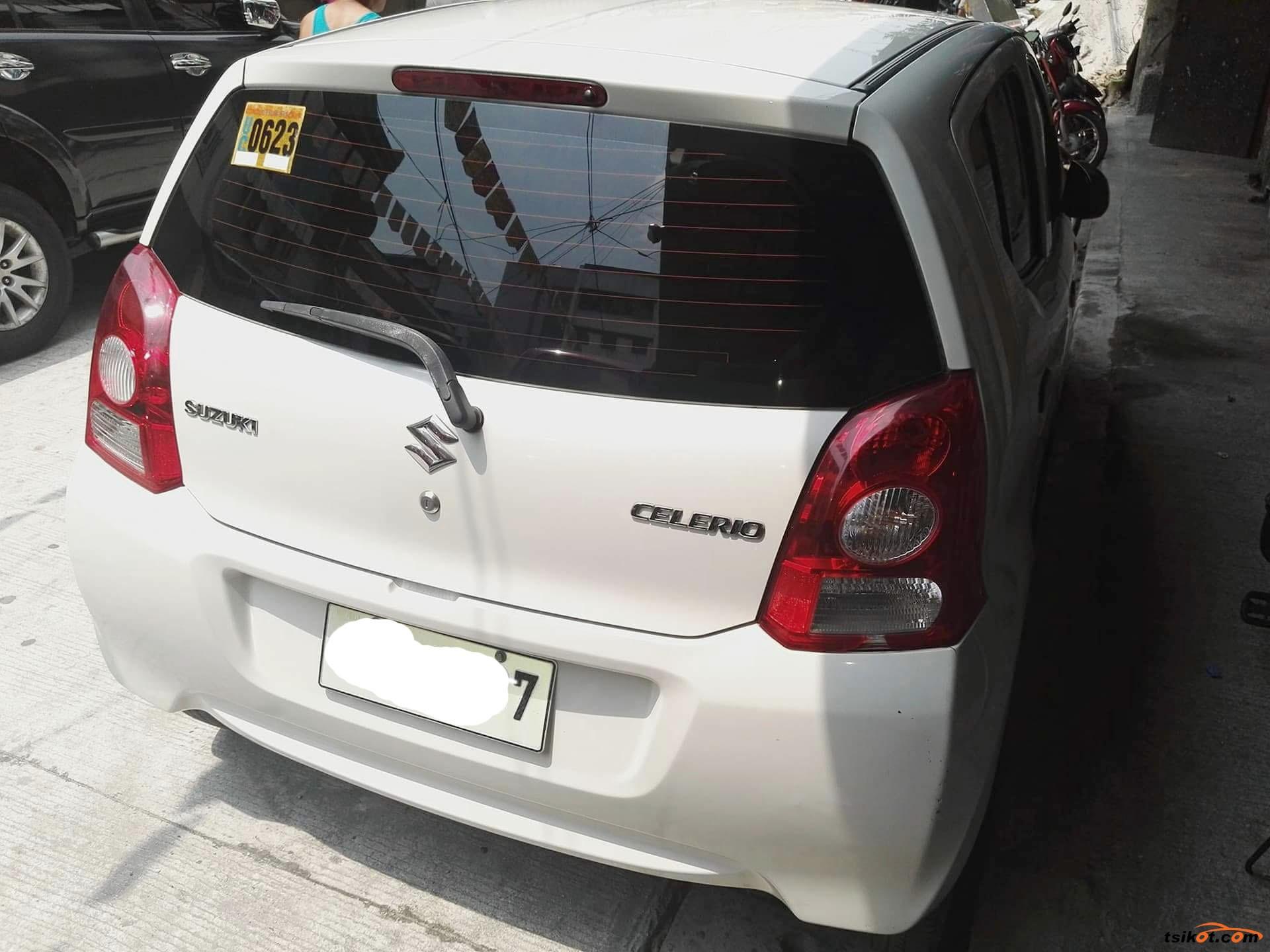 Suzuki Celerio 2015 - 9
