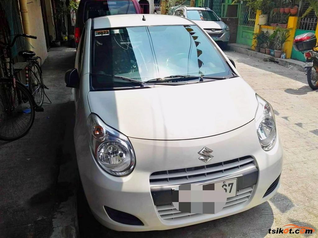 Suzuki Celerio 2015 - 6