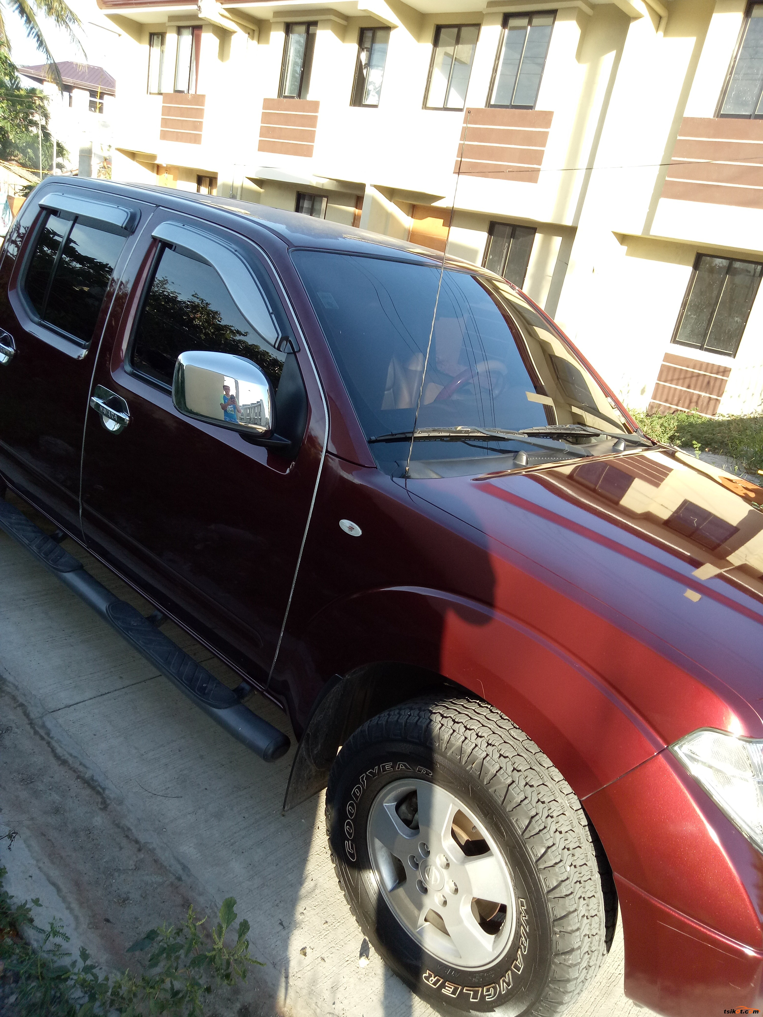 Nissan Navara 2012 - 7