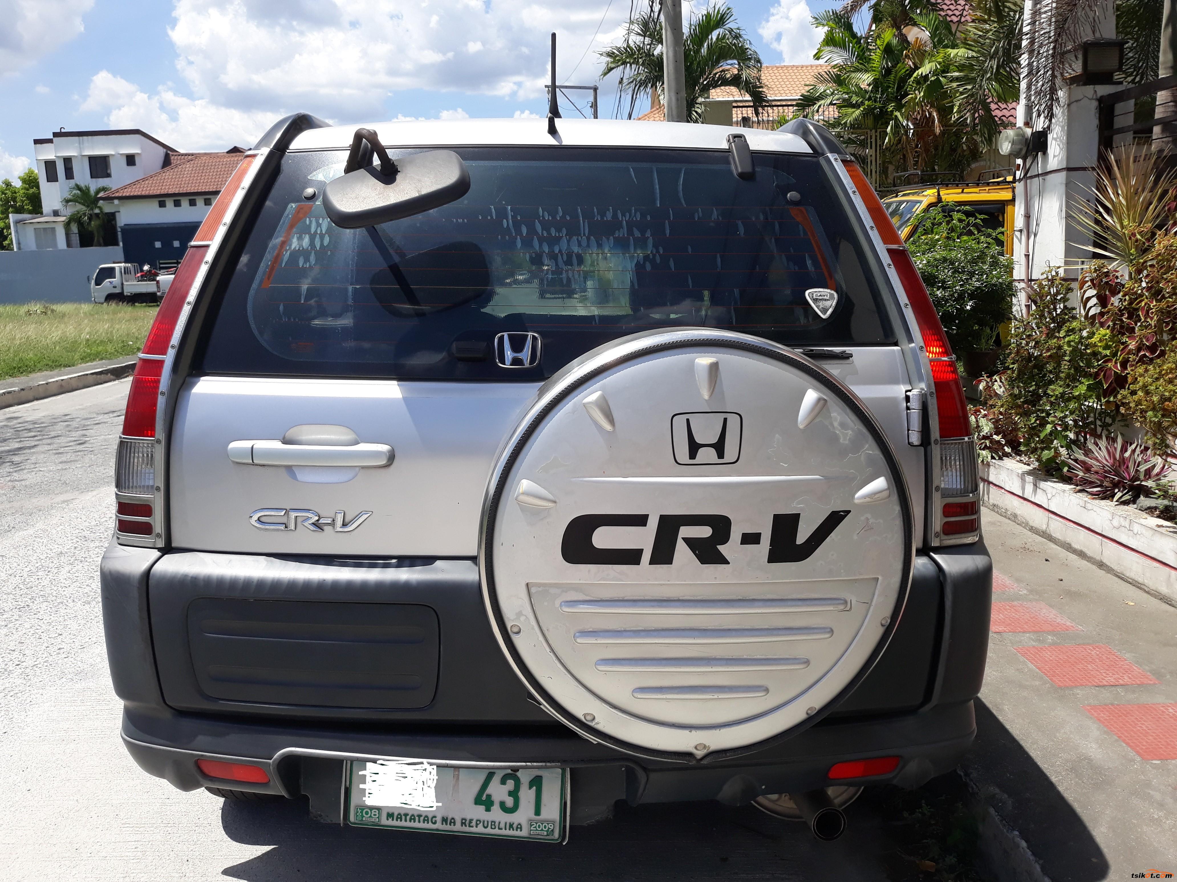 Honda Cr-V 2002 - 1