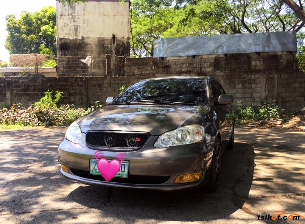 Toyota Corolla 2007 - 1