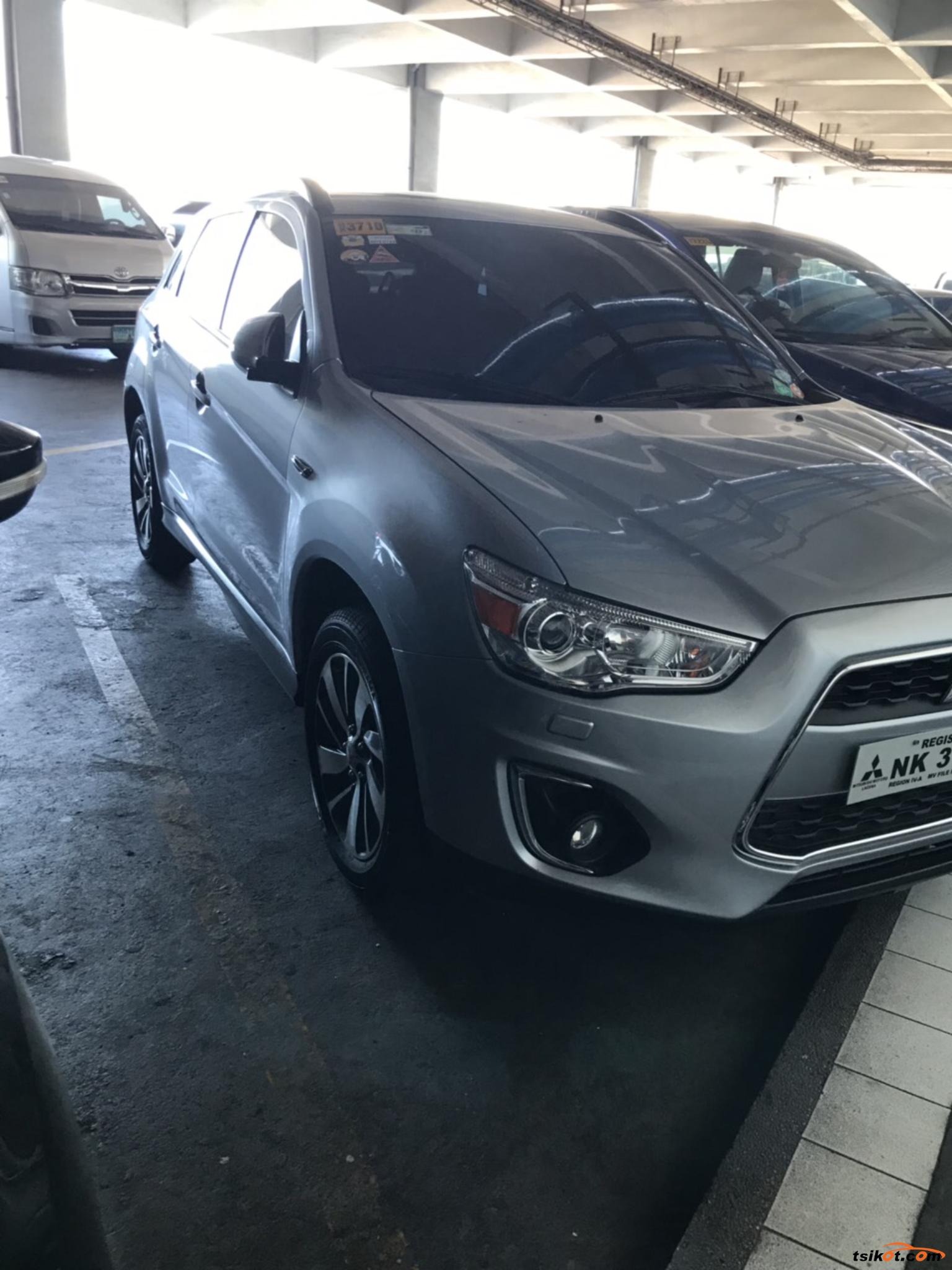 Mitsubishi Asx 2015 - 1