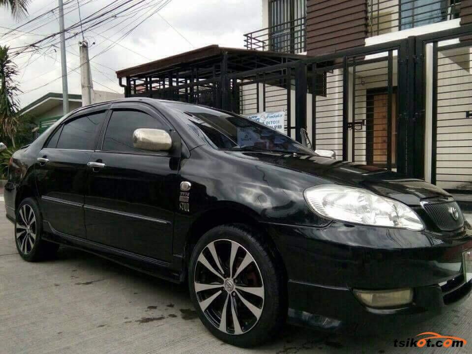 Toyota Corolla 2002 - 3