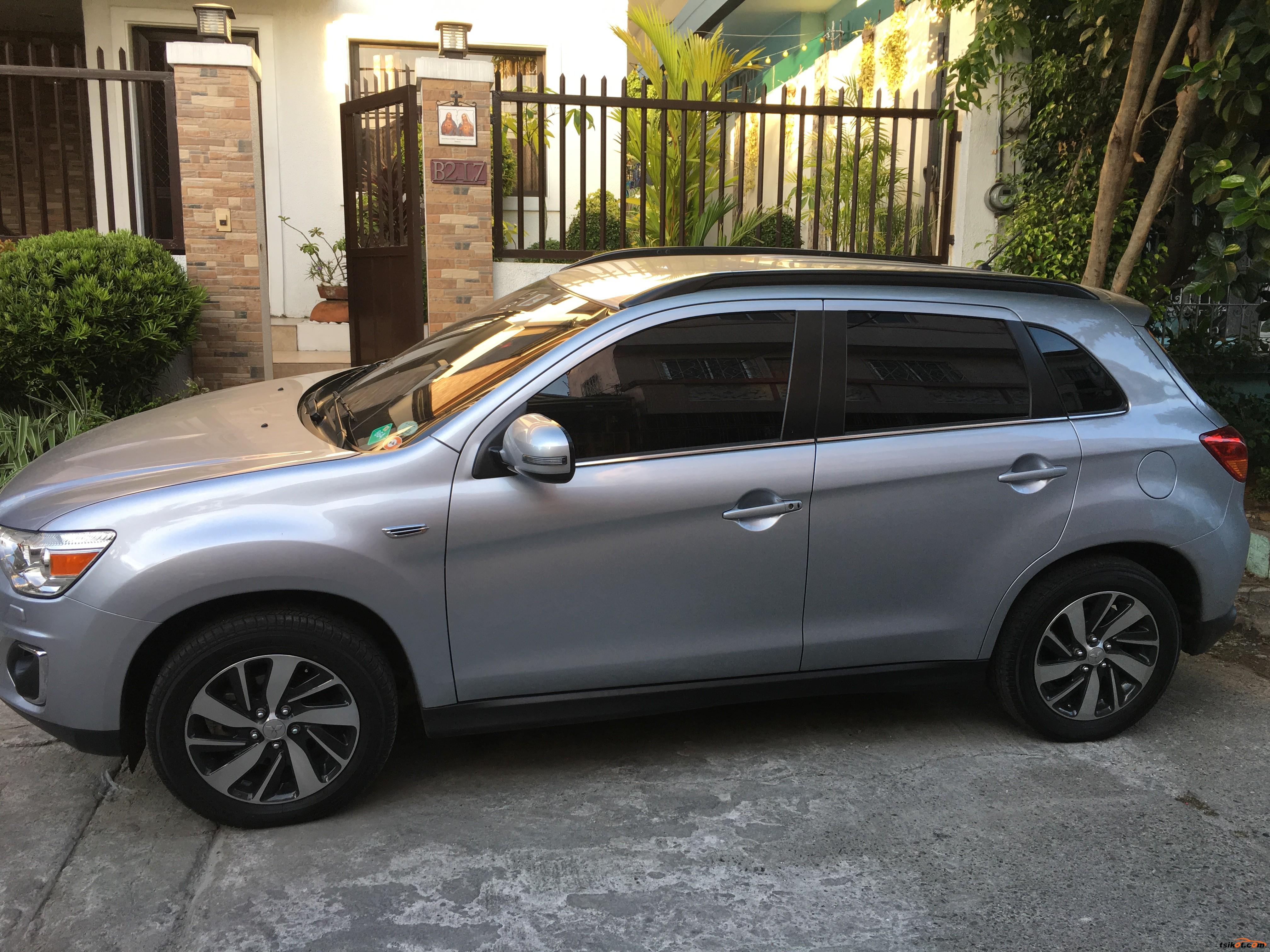 Mitsubishi Asx 2015 - 4
