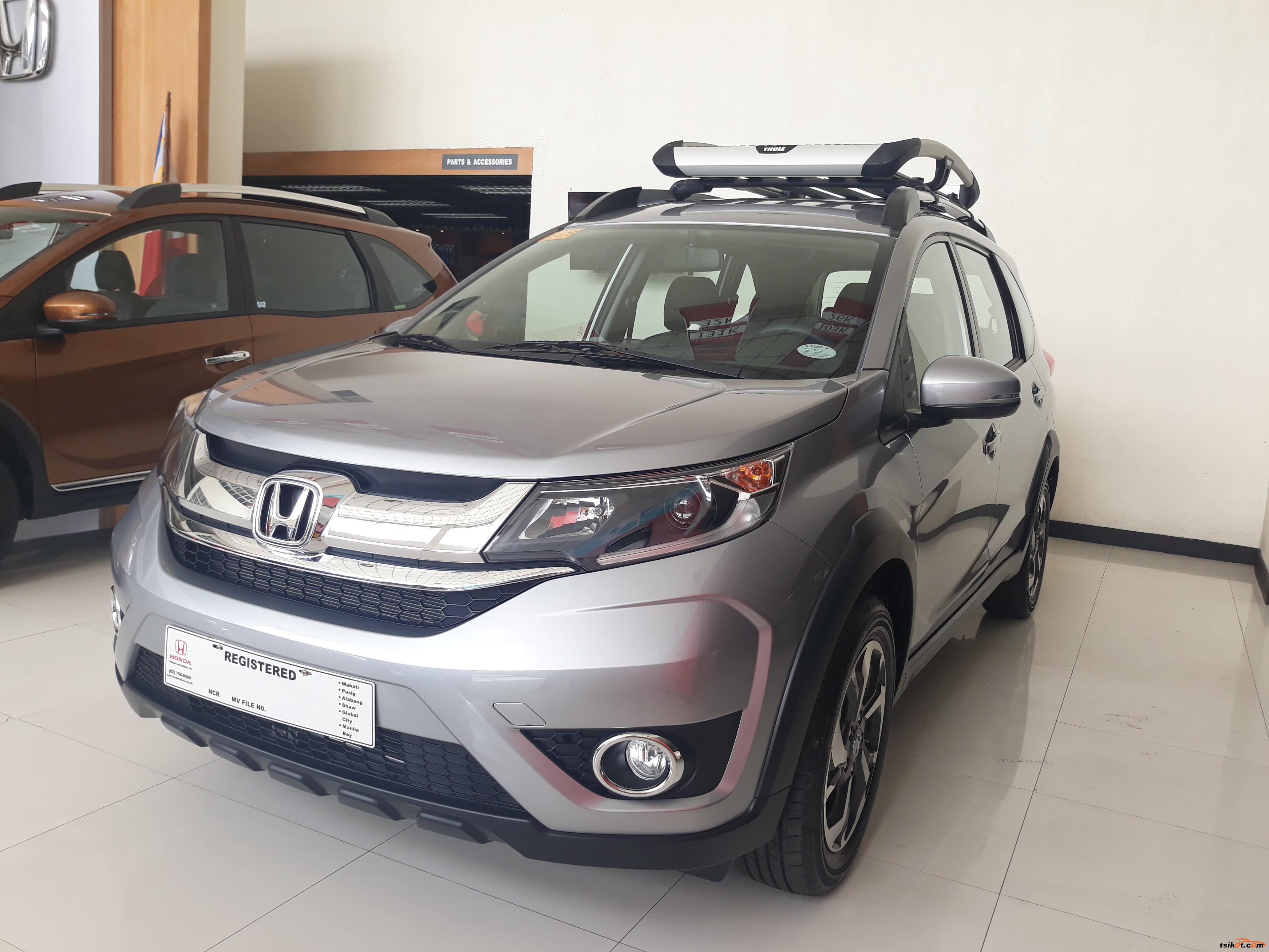 Honda Br-V 2018 - 2