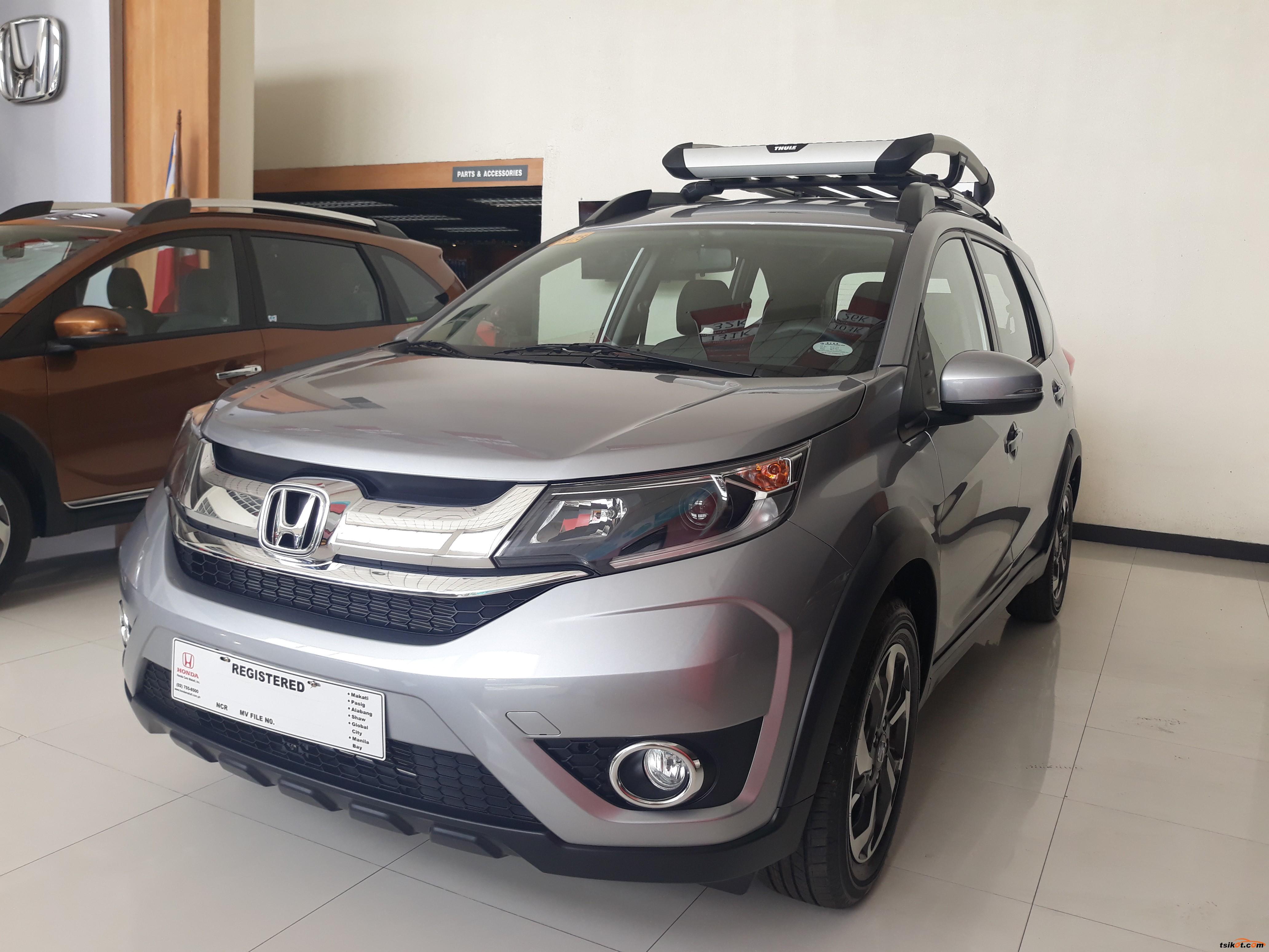 Honda Br-V 2018 - 3