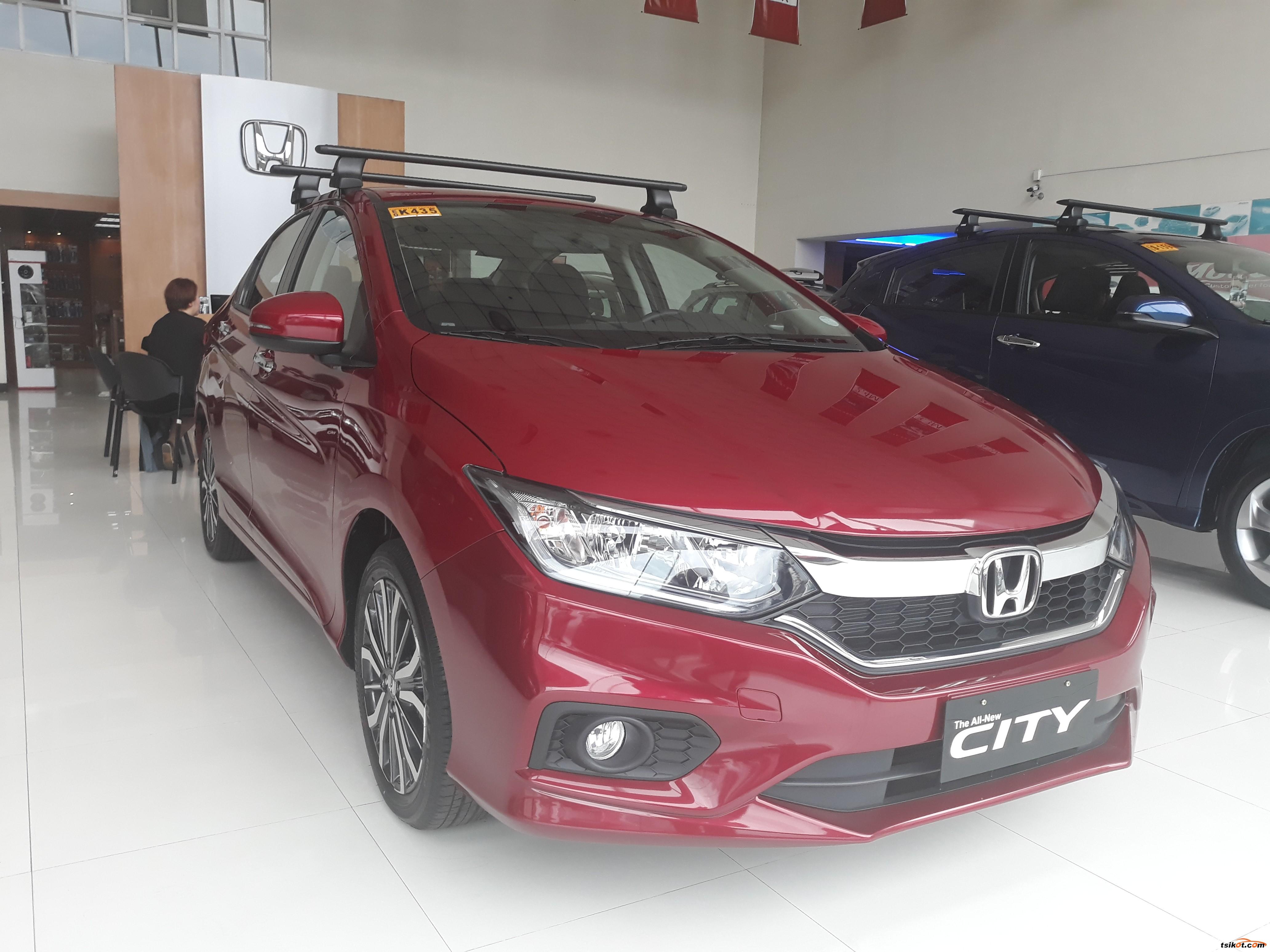 Honda City 2018 - 2