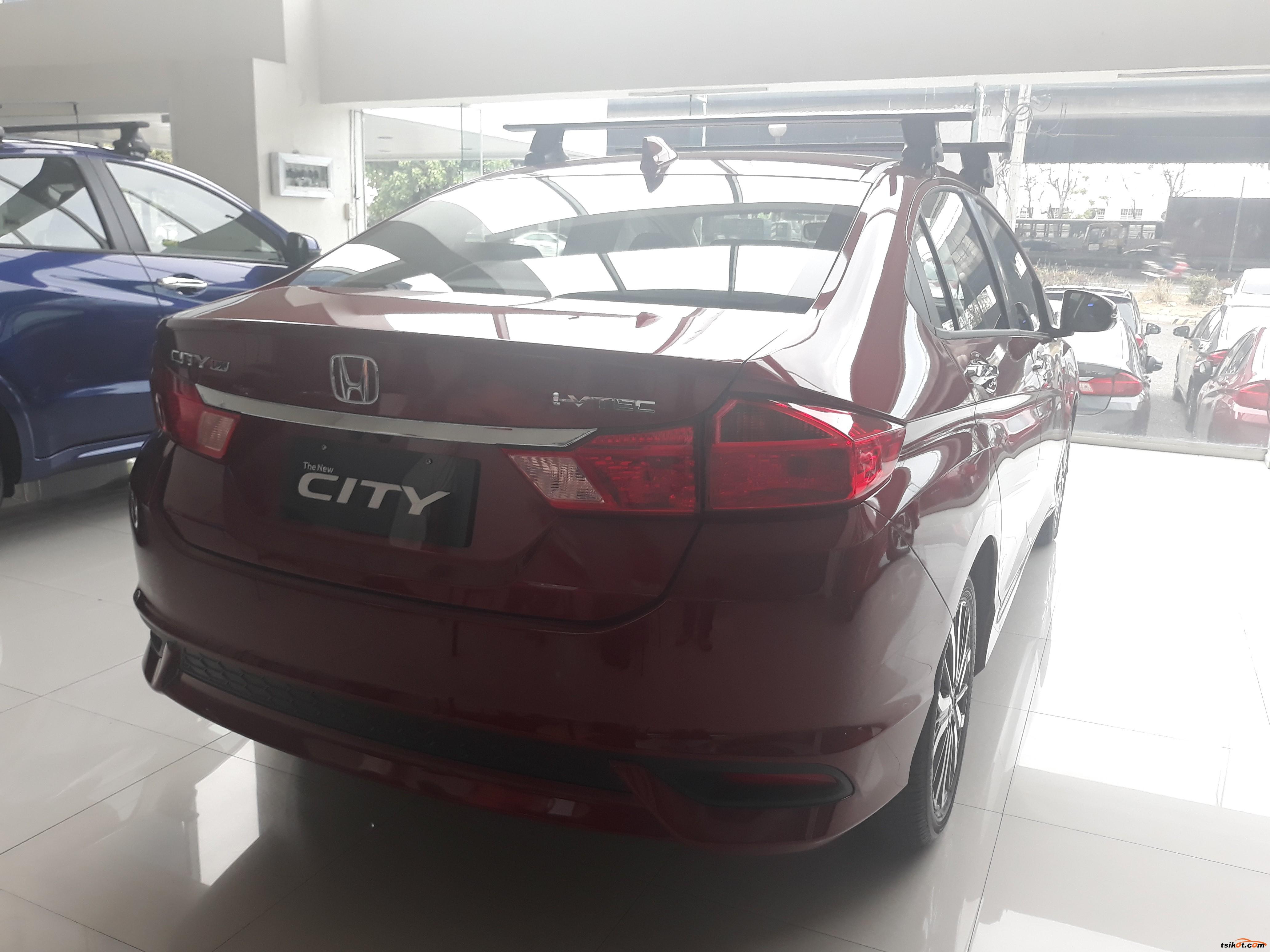 Honda City 2018 - 4
