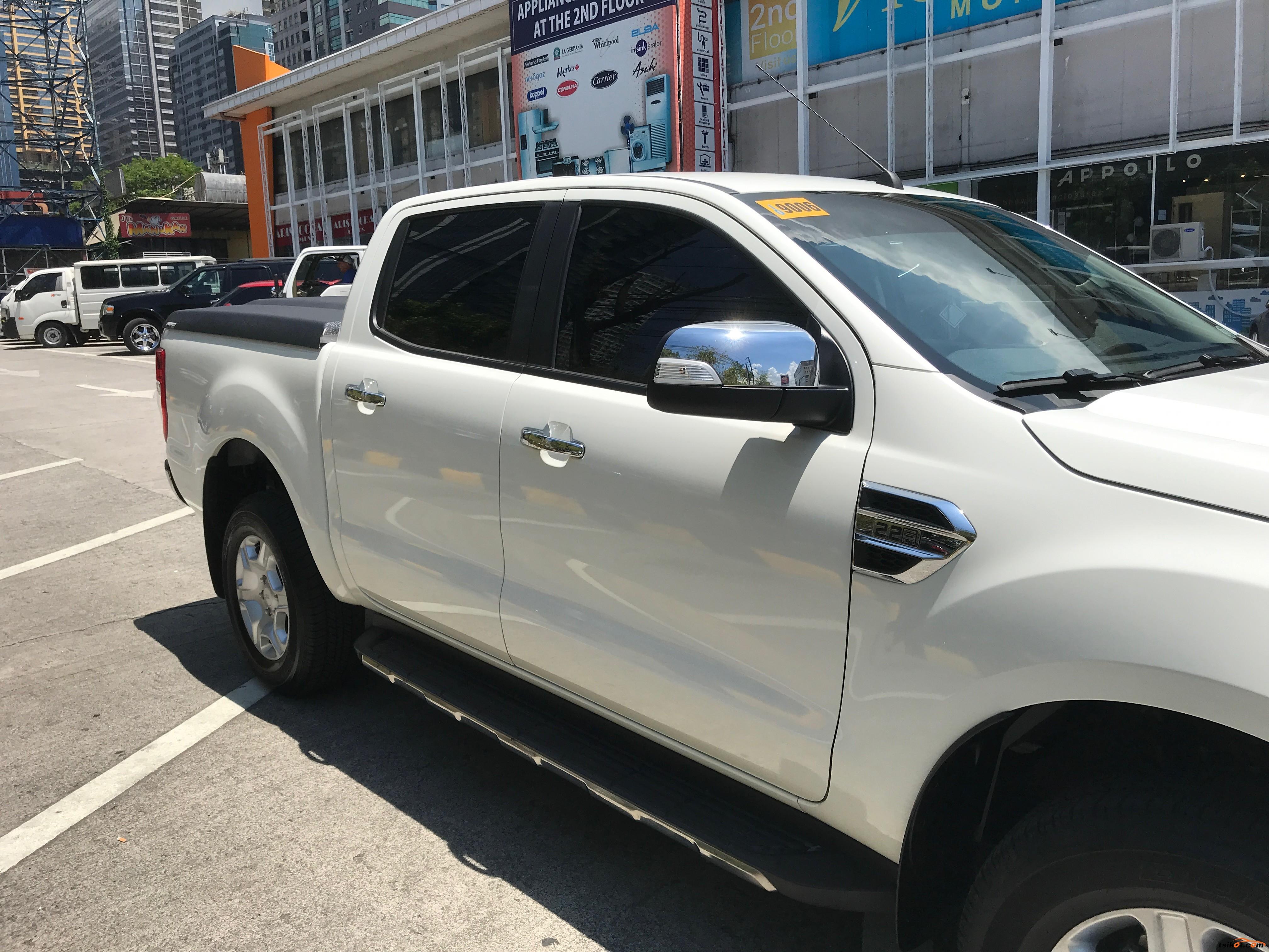 Ford Ranger 2017 - 9
