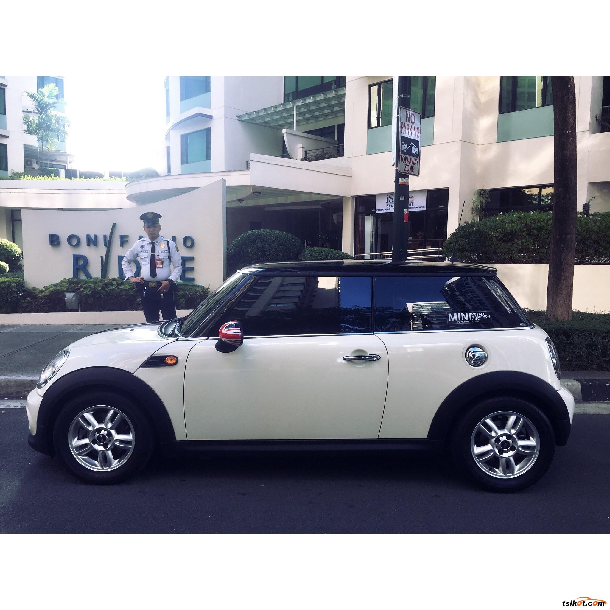 Mini Cooper 2012 - 1