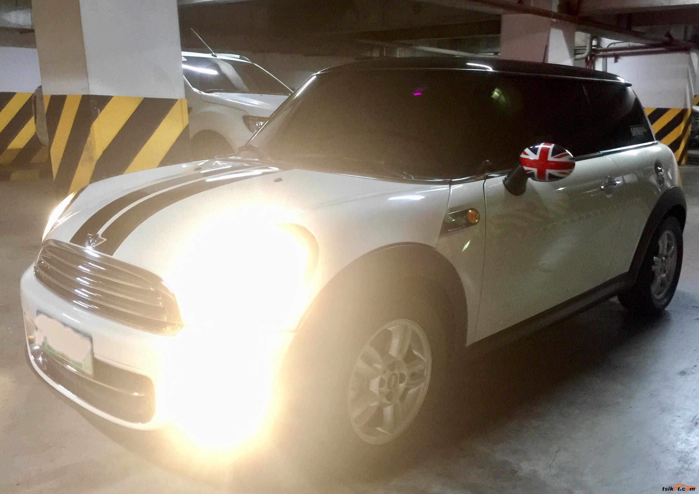 Mini Cooper 2012 - 8