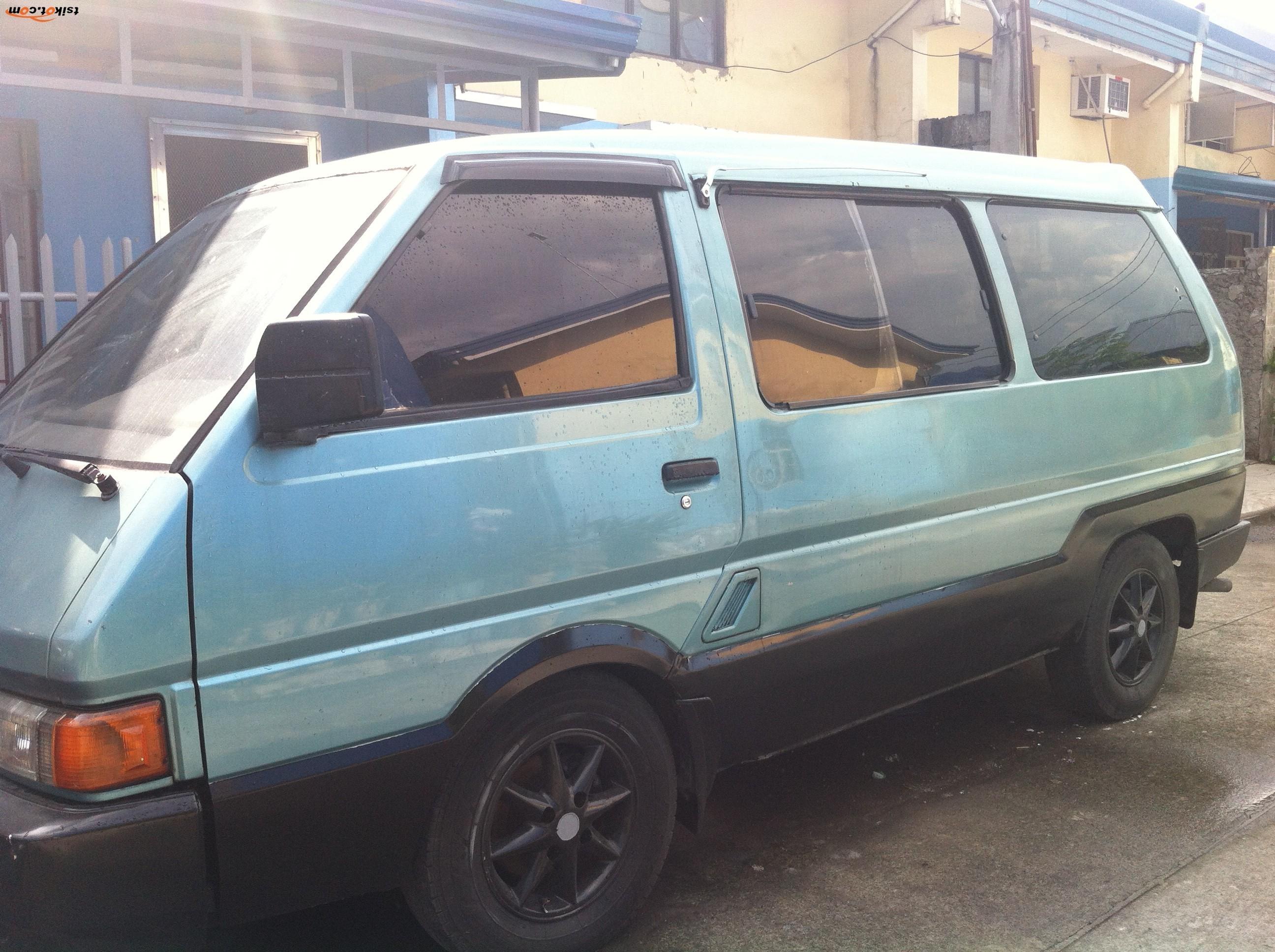 Nissan Vanette 1997 - 2
